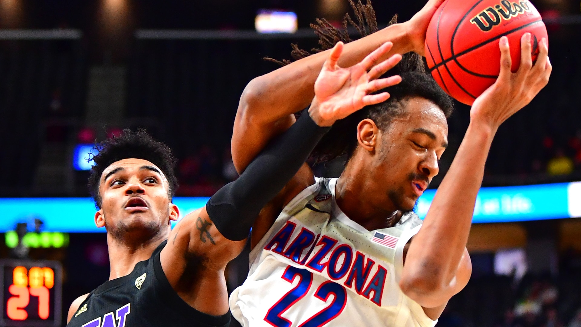 Arizona's freshman Zeke Nnaji learned hoops lessons from music