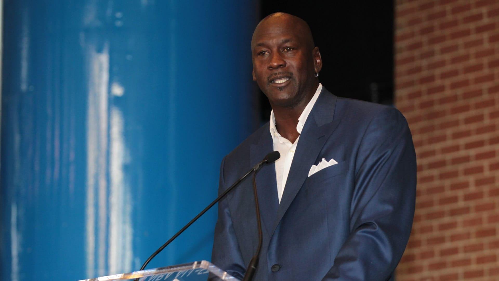 Statement from Hornets owner Michael Jordan