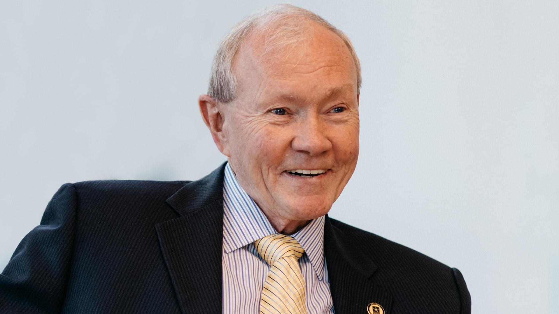 Q&A: Retired Gen. Martin Dempsey on leadership, living a 'felt life'