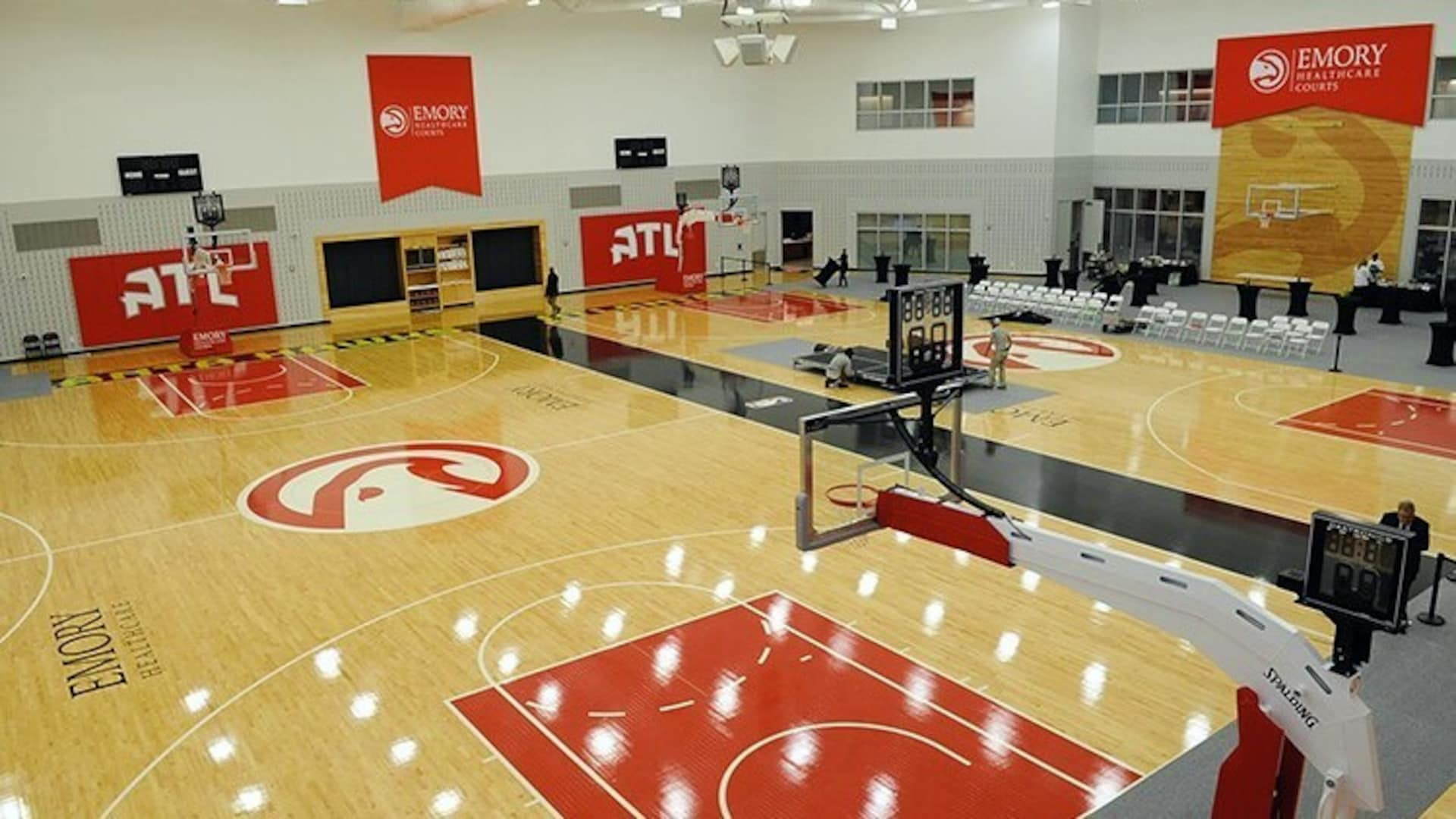 Testing plans emerge as NBA practice facilities begin to reopen
