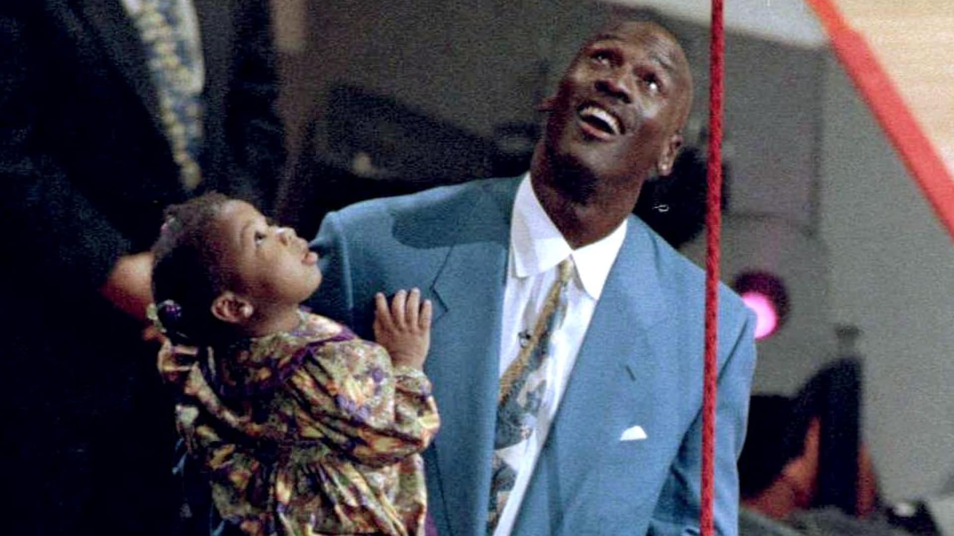 Michael Jordan's daughter Jasmine learning more about her father from 'The Last Dance'