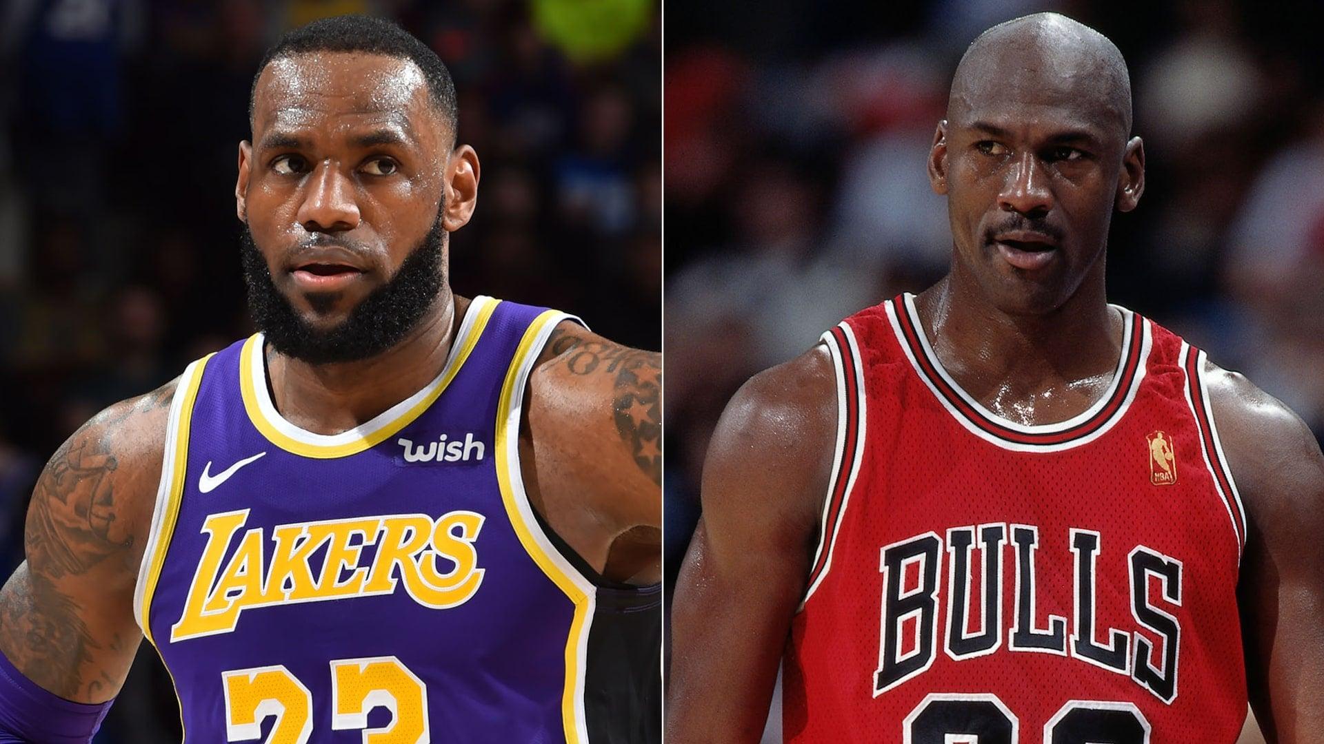 Corrección obesidad Una vez más  Jordan vs. LeBron, LeBron vs. Jordan ... either way, it's a taste test |  NBA.com