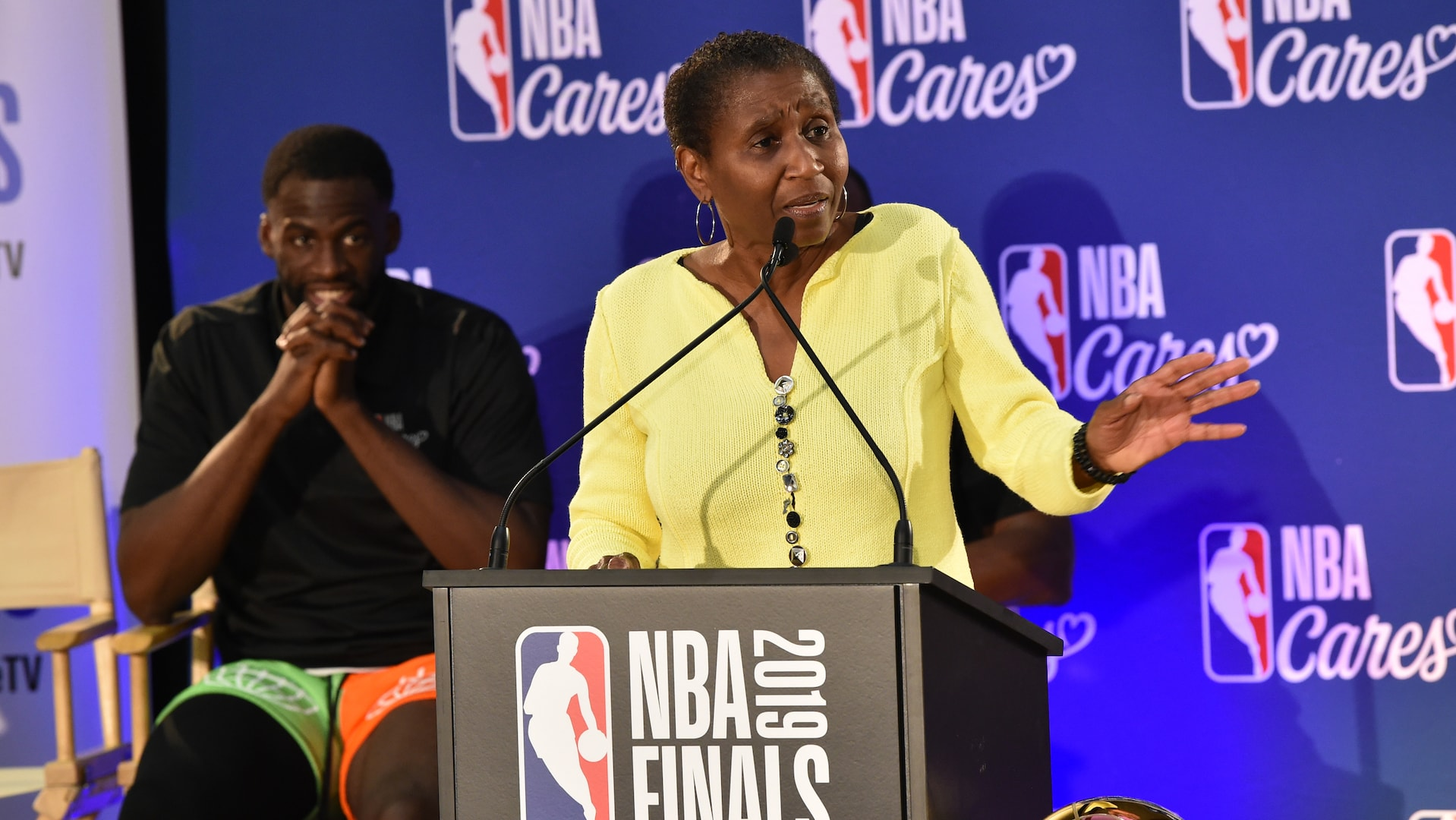 NBPA's Michele Roberts plans to speak with all 30 teams, says players 'really want to play'