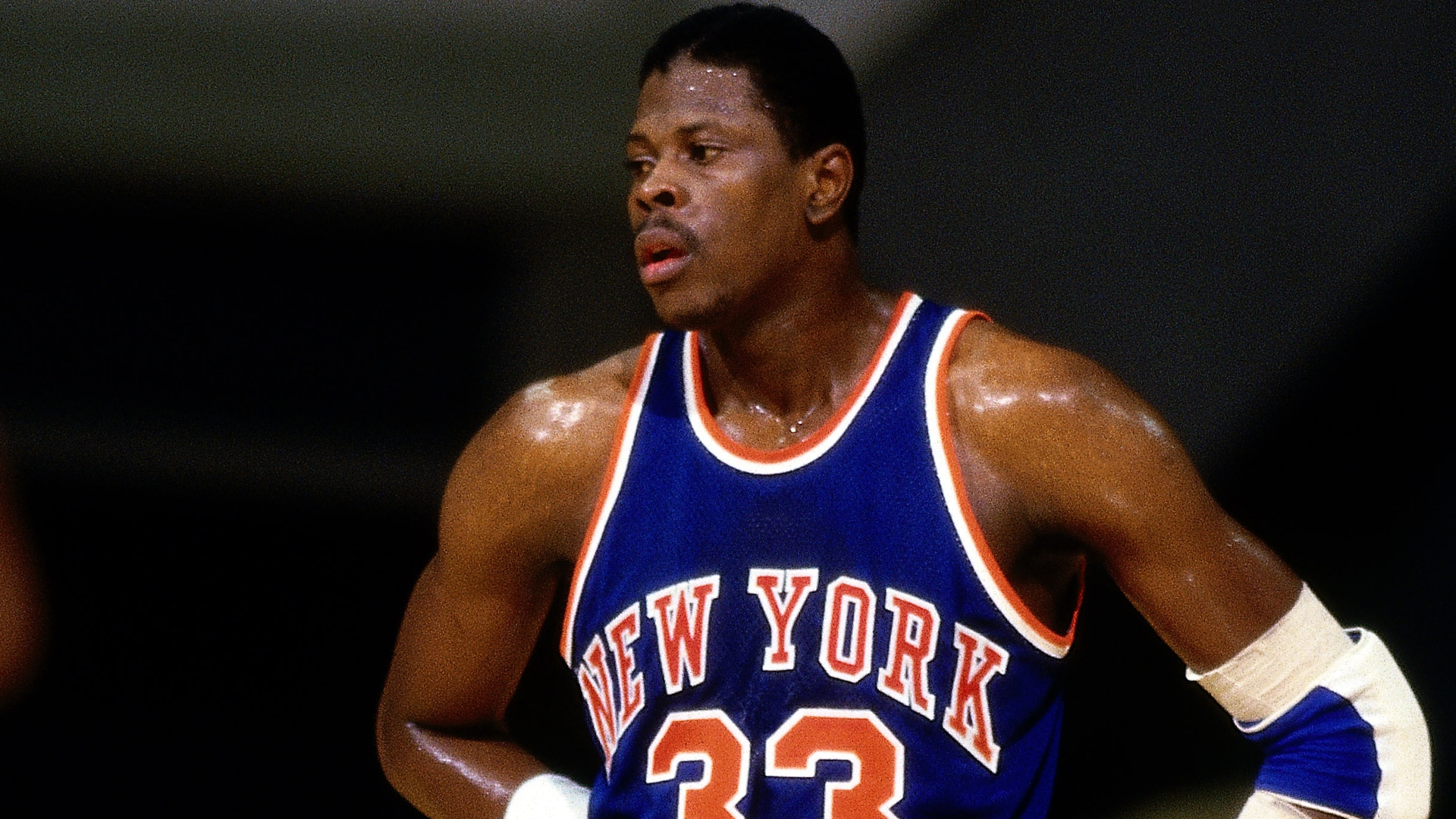 Knicks great Patrick Ewing out of hospital after coronavirus diagnosis