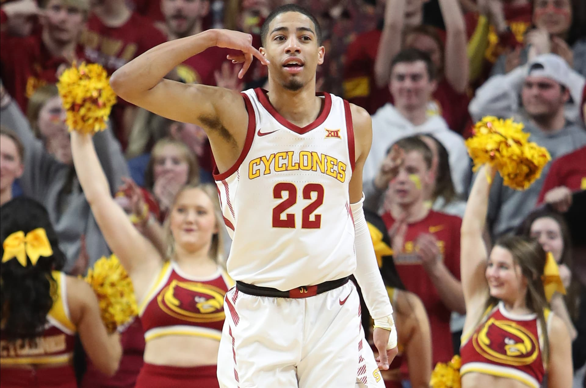 Making his point: The rapid rise of Tyrese Haliburton