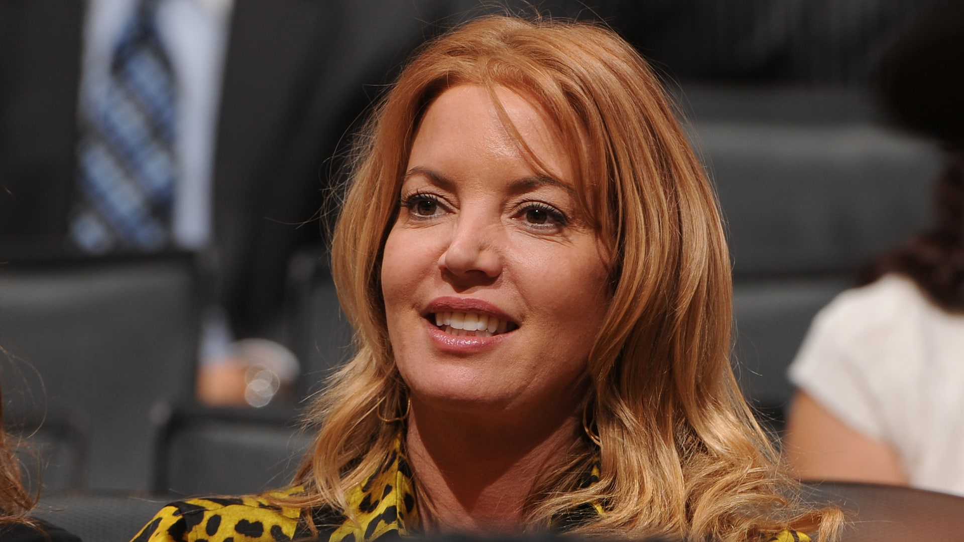 Lakers' Jeanie Buss wants white people to stop ignoring racism