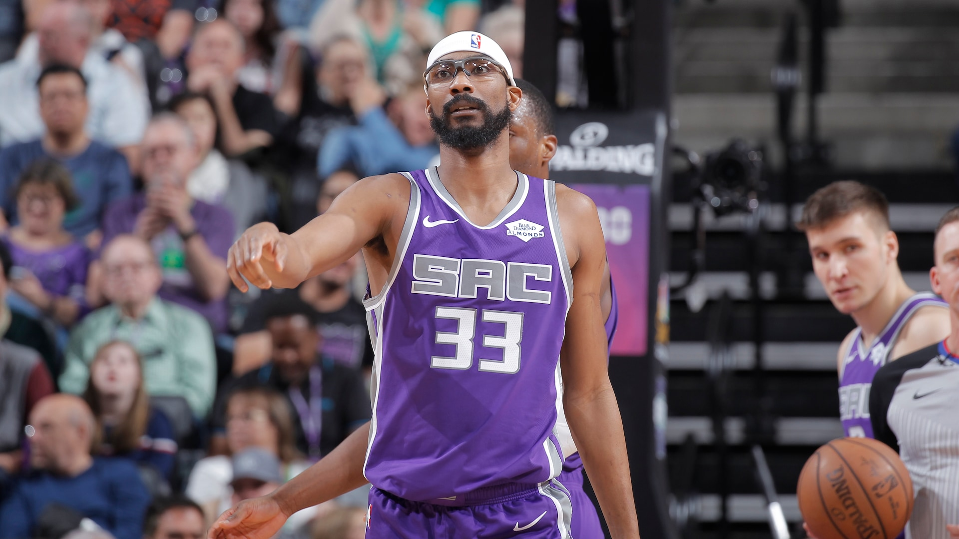 Kings sign veteran Corey Brewer ahead of season restart