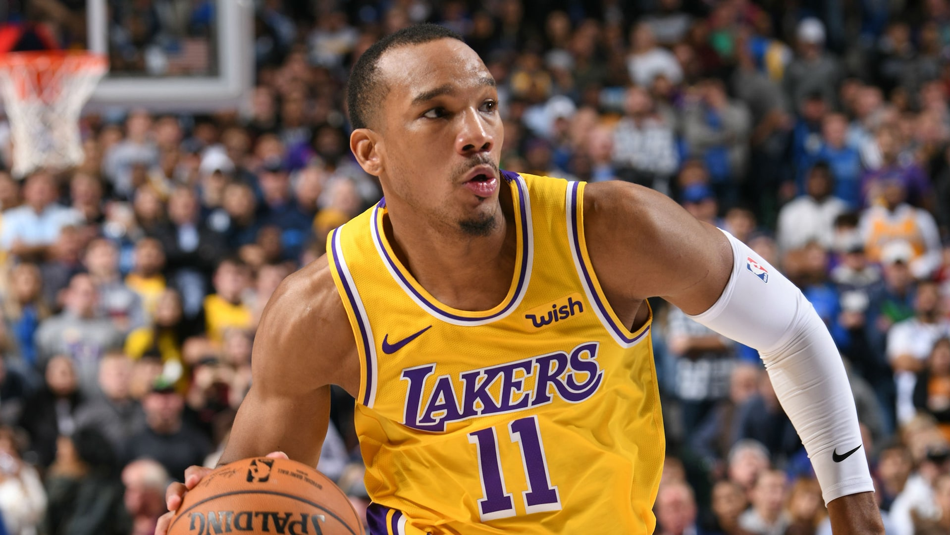 Lakers' Avery Bradley opts out of season restart