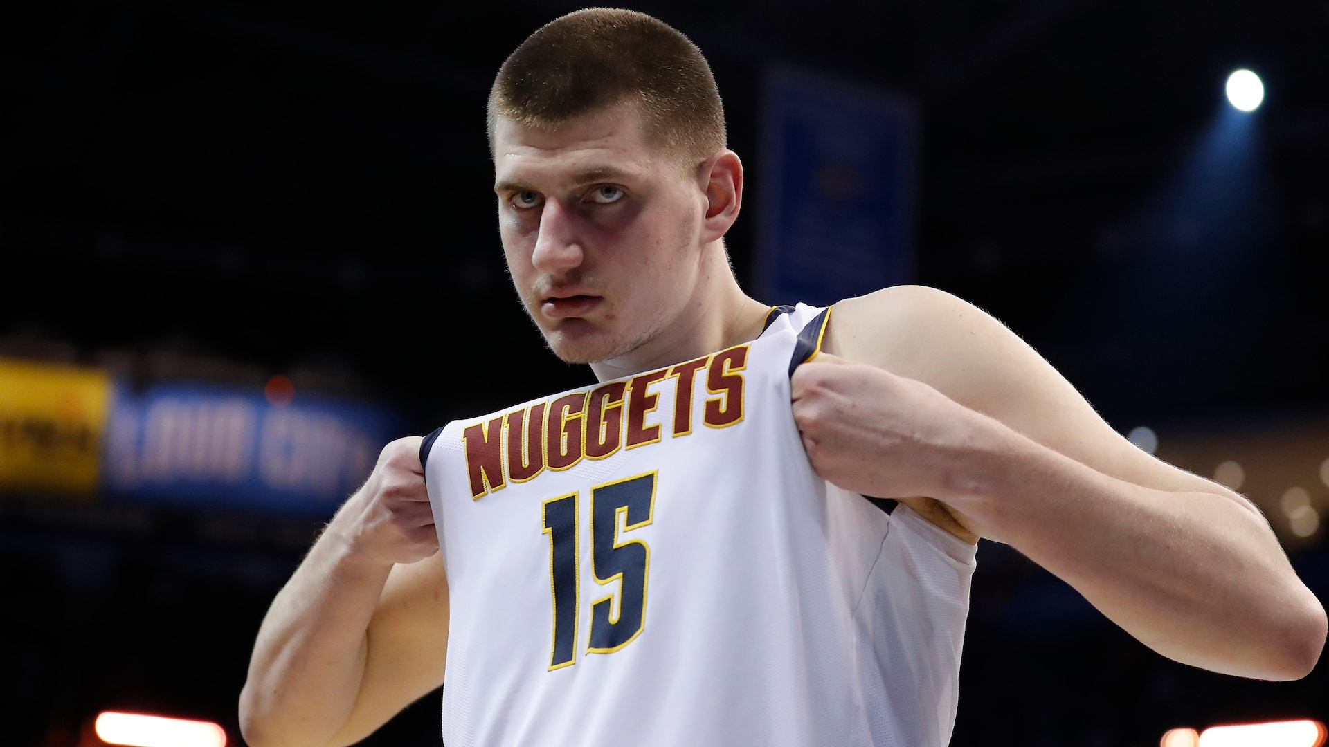 Report: Nuggets' Nikola Jokic tests positive for coronavirus