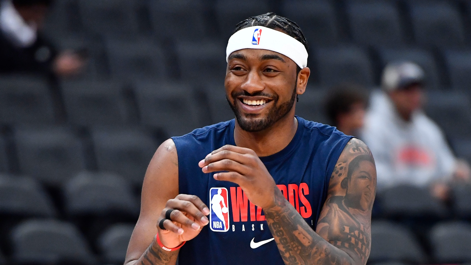 Wizards rule out John Wall returning this season