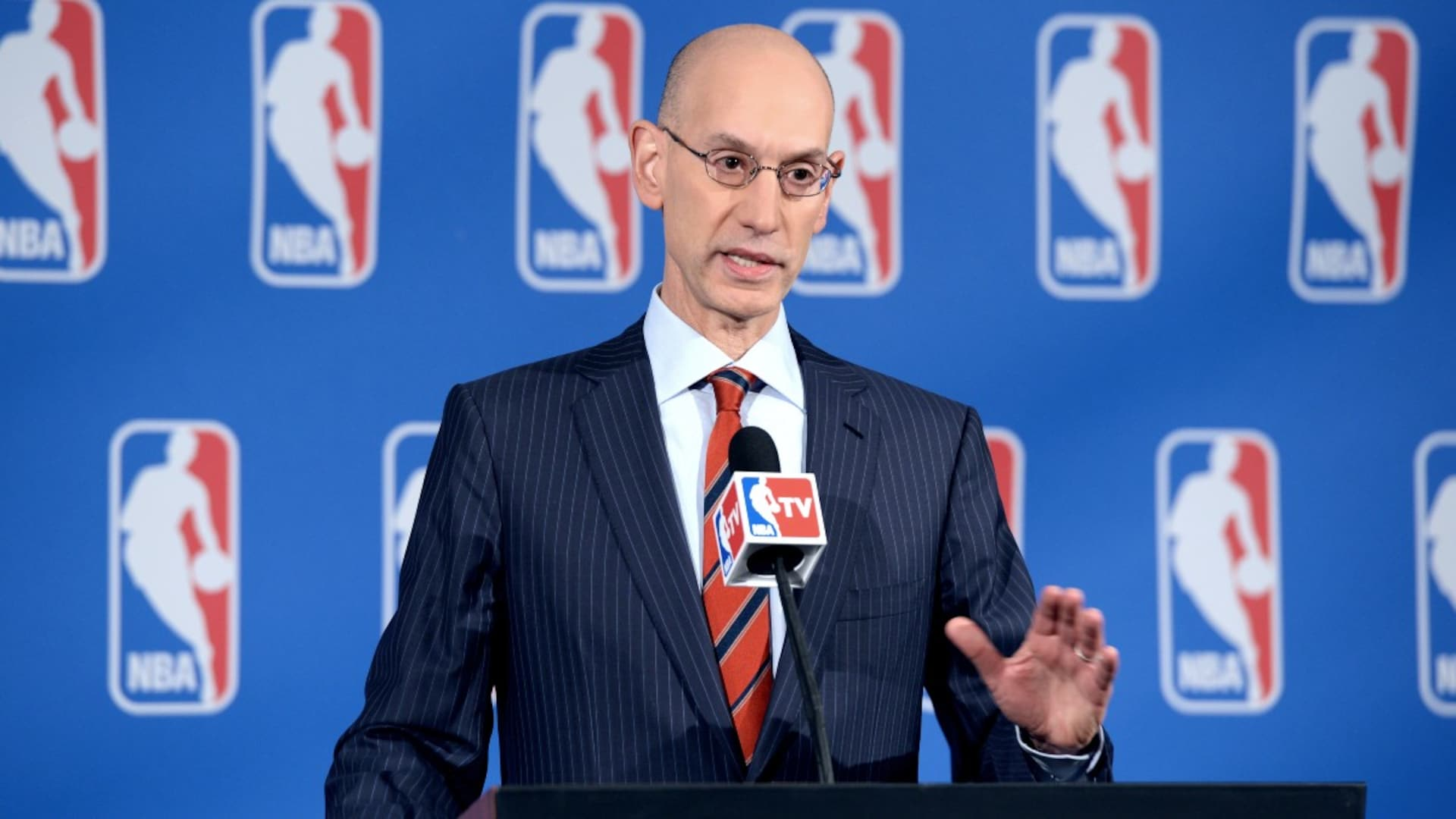 Silver outlines 'safe and responsible plan' for NBA comeback