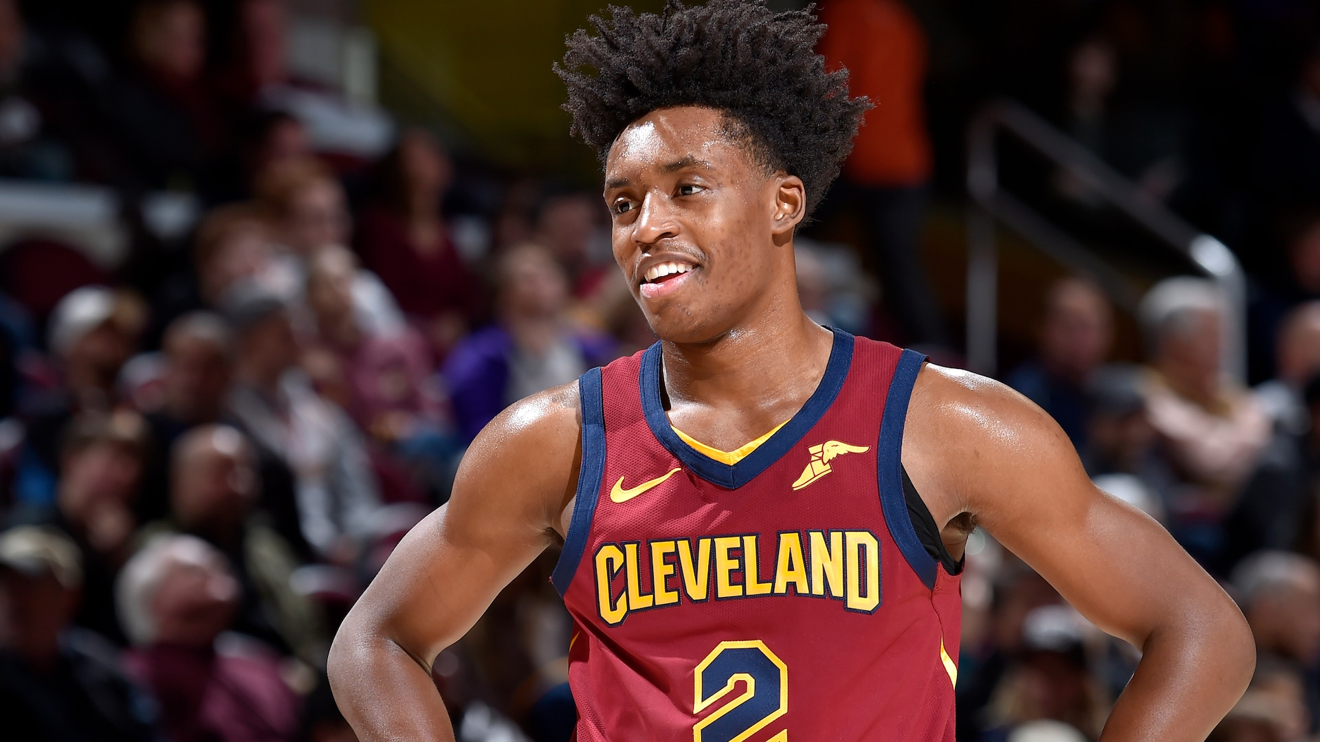 Cavaliers' Collin Sexton to replace Heat's Tyler Herro in 2020 NBA Rising Stars