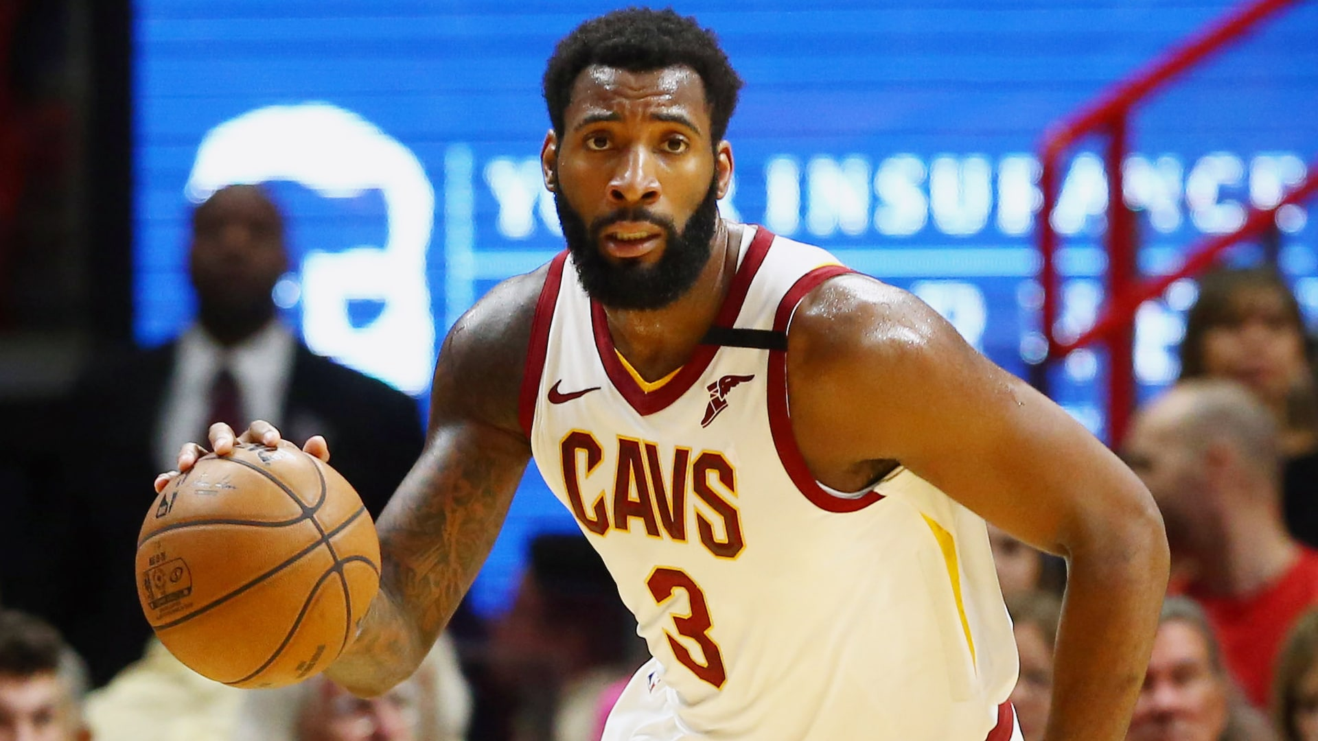 Andre Drummond says he plans to opt in with Cavs for 2020-21