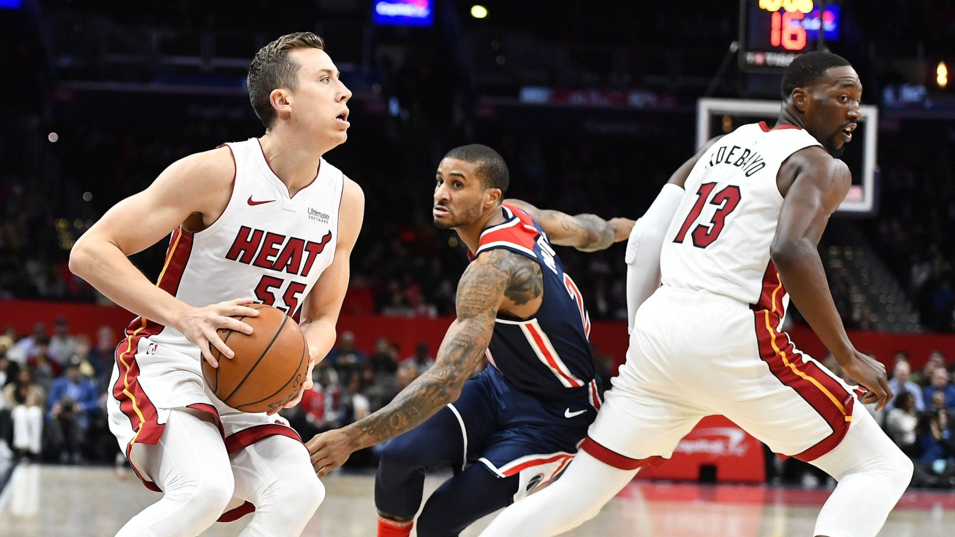 Film Study: How Duncan Robinson impacts Miami's offense