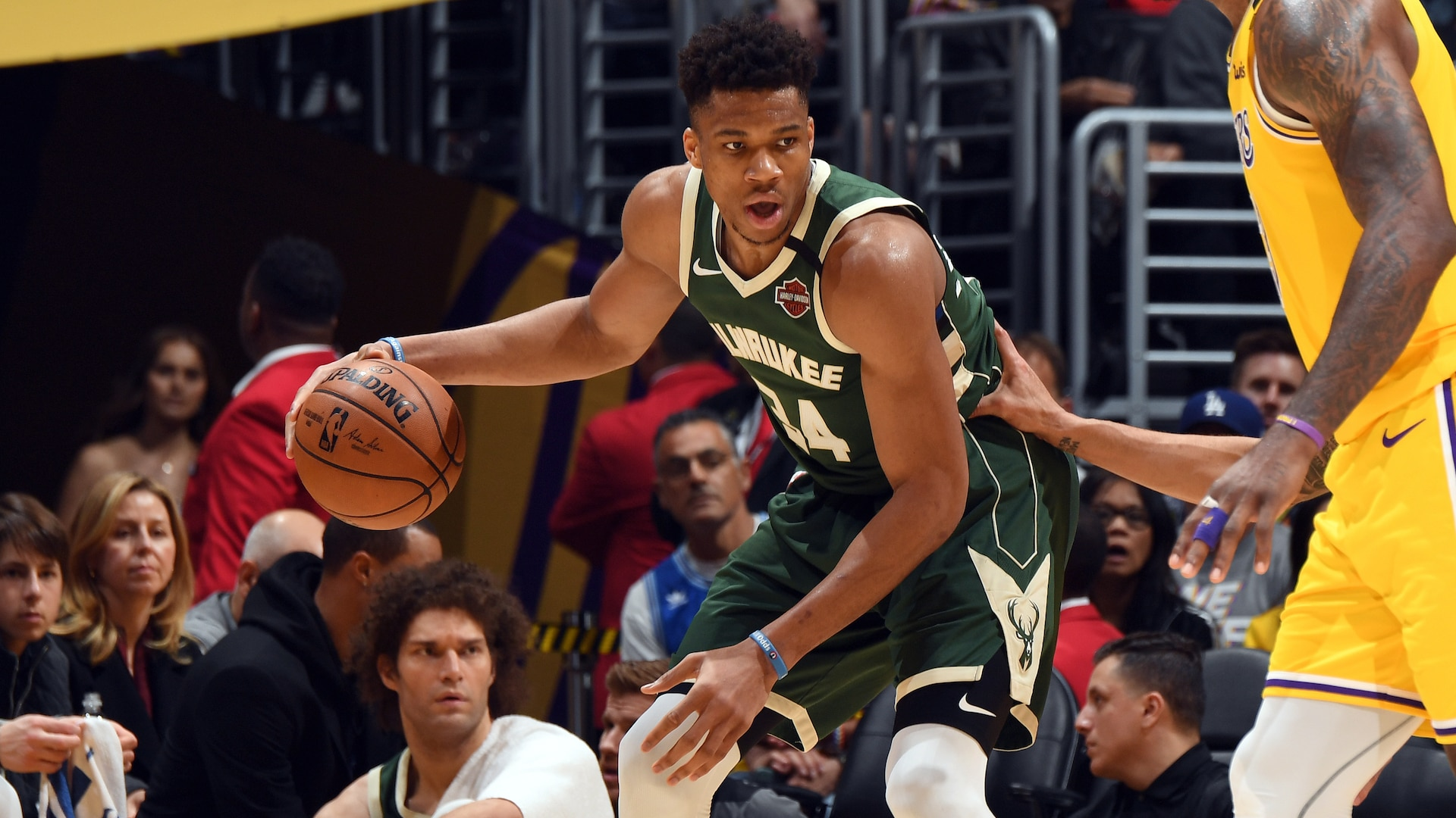 Film Study: How Bucks utilize Giannis Antetokounmpo on offense
