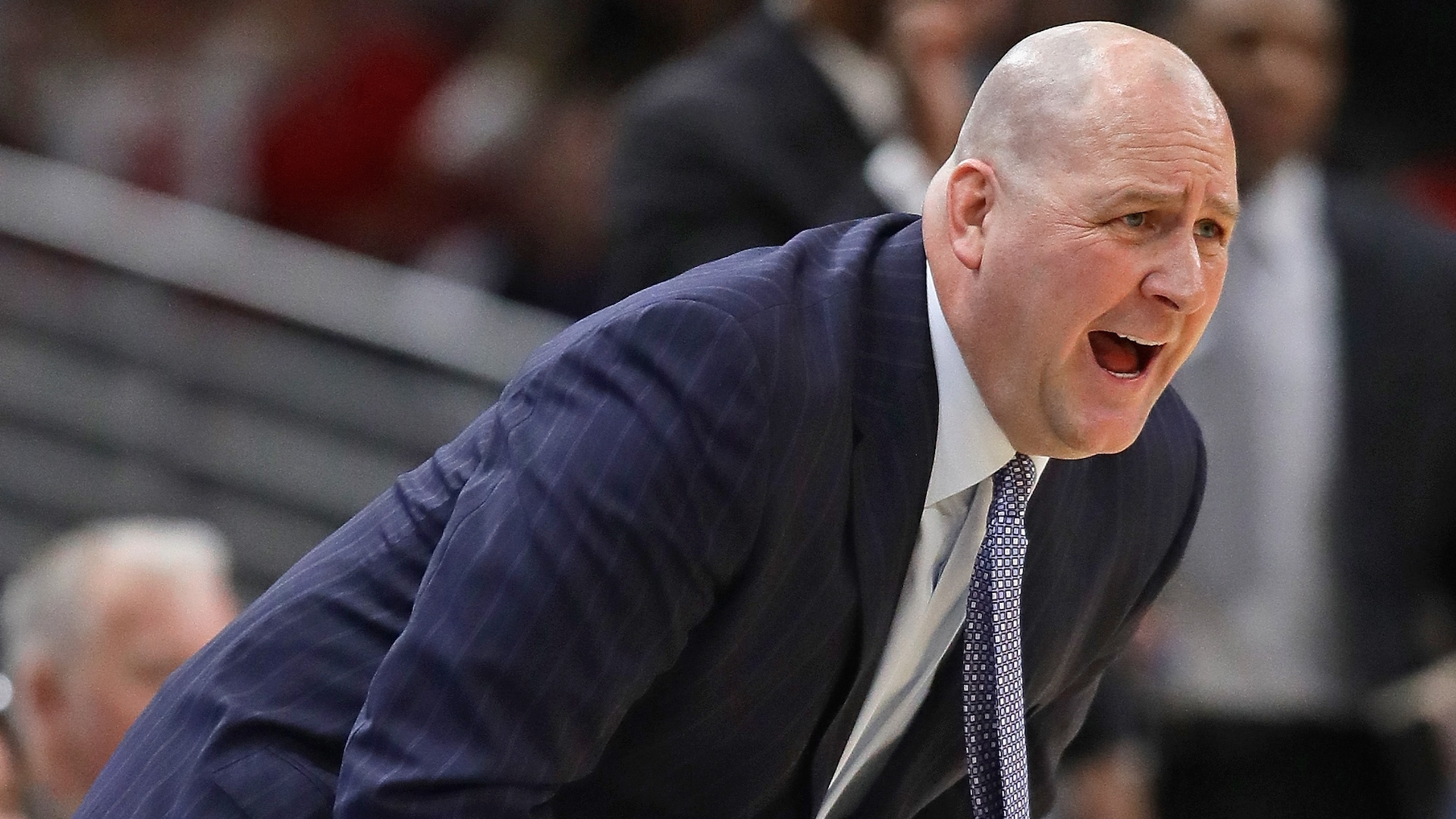 Bulls not ready to announce decision on Jim Boylen's future