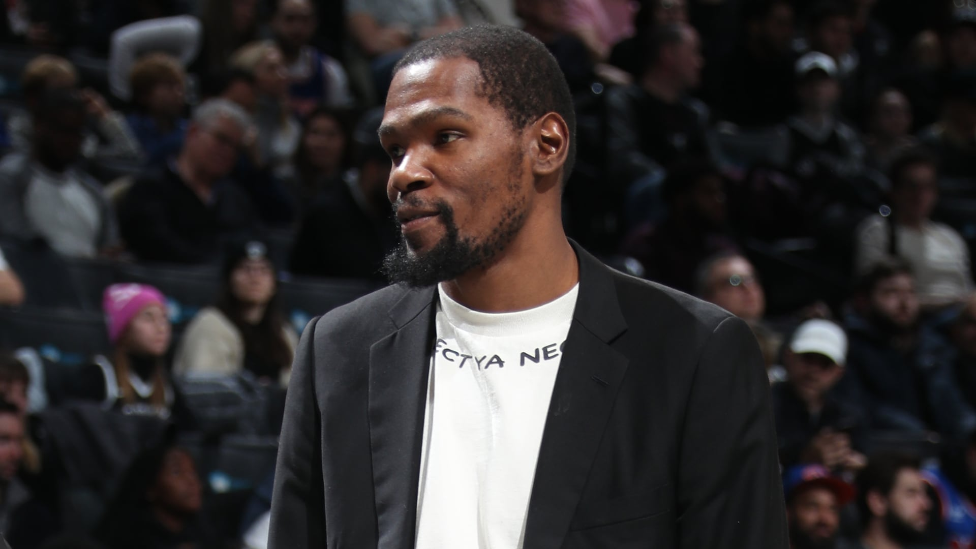 Kevin Durant joins ownership group of MLS's Philadelphia Union
