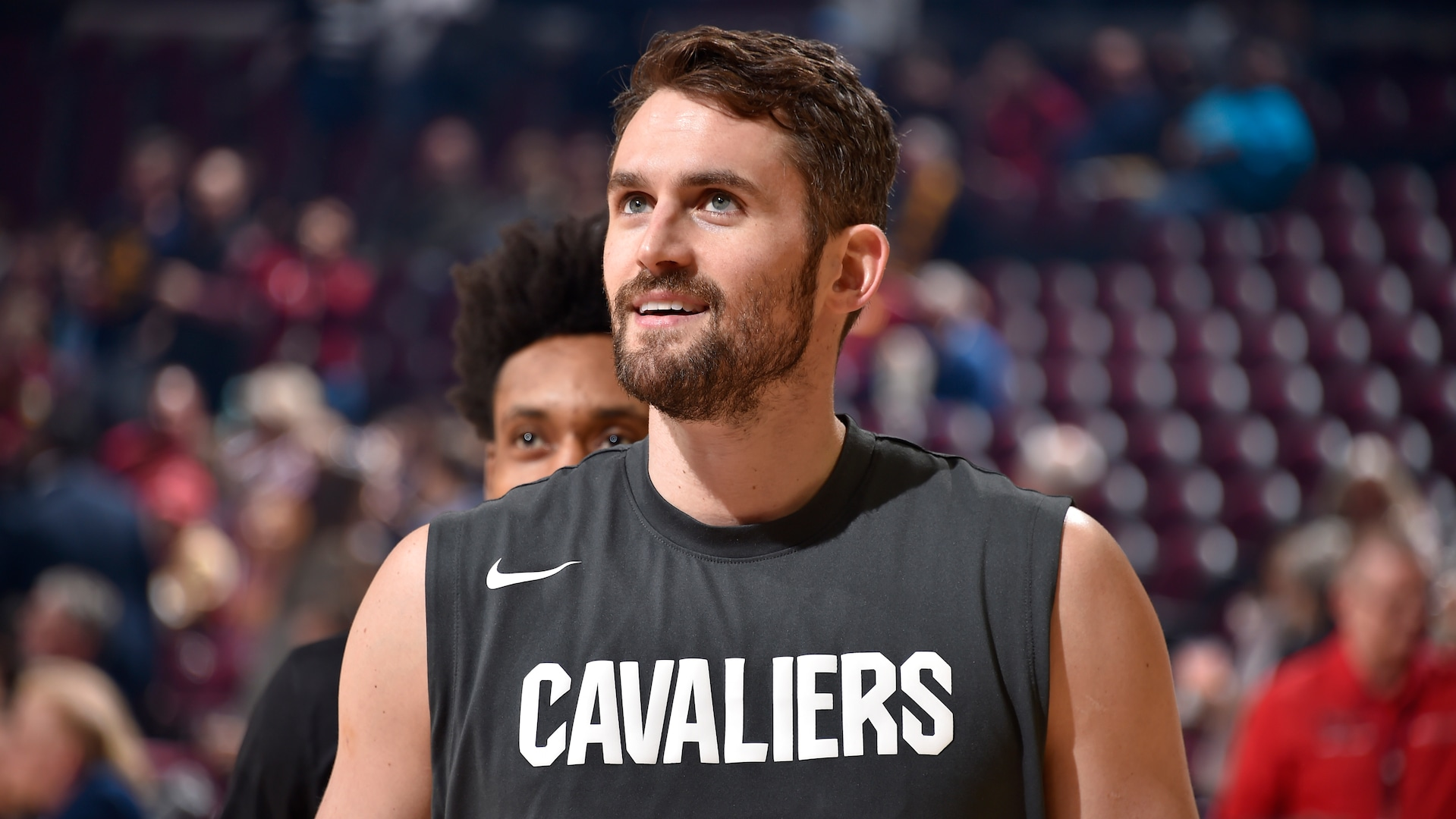 Kevin Love not expecting to be traded by Cavs