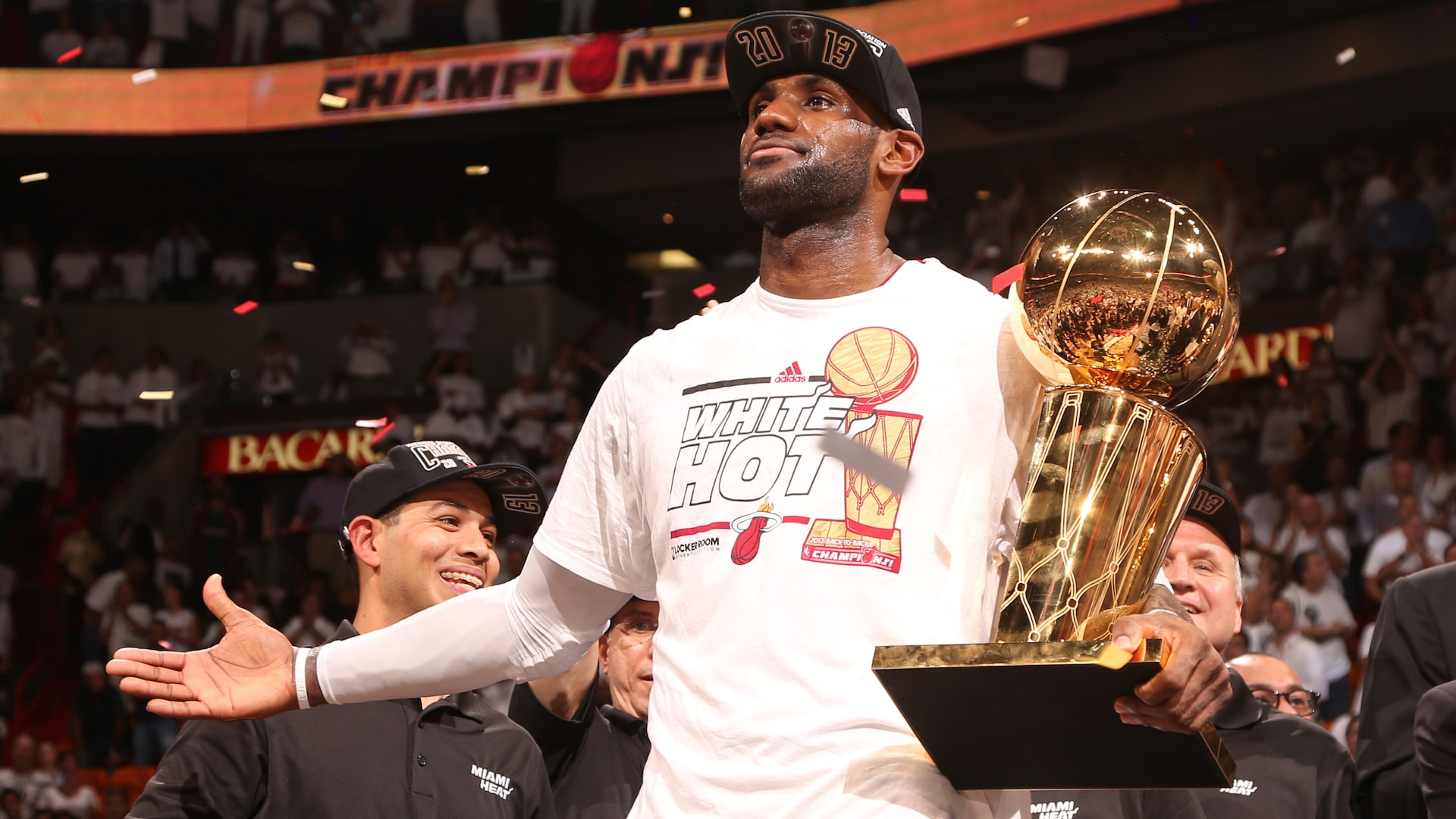 LeBron James' title runs, classic rivalries and more mark NBA TV's lineup