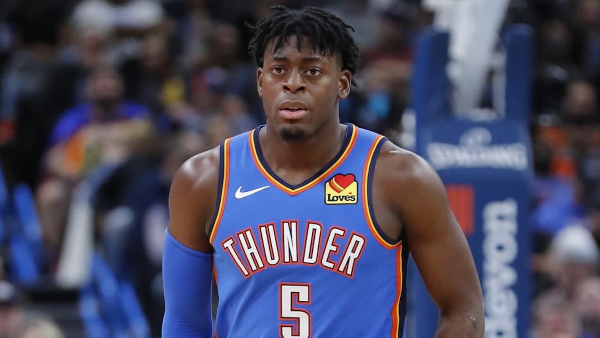 Thunder sign Luguentz Dort to multi-year deal