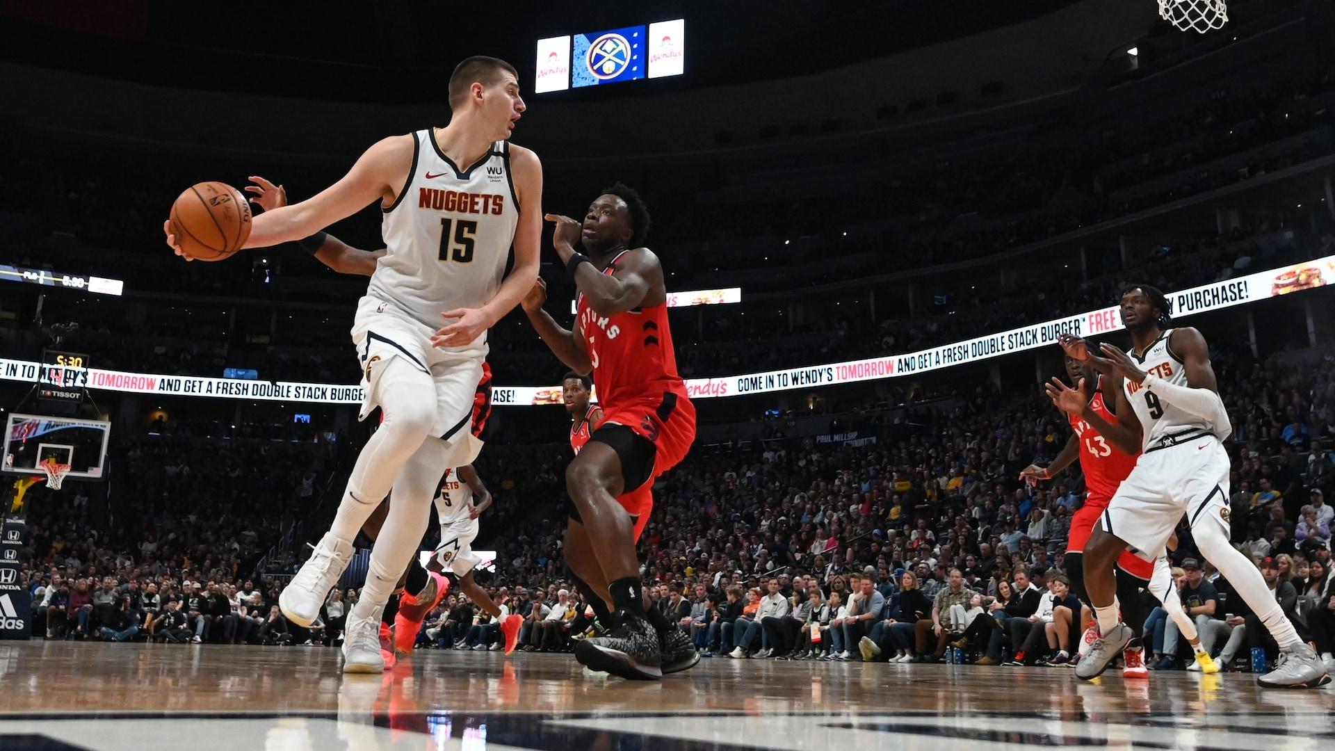 Film Study: How Nikola Jokic drives Nuggets' offense
