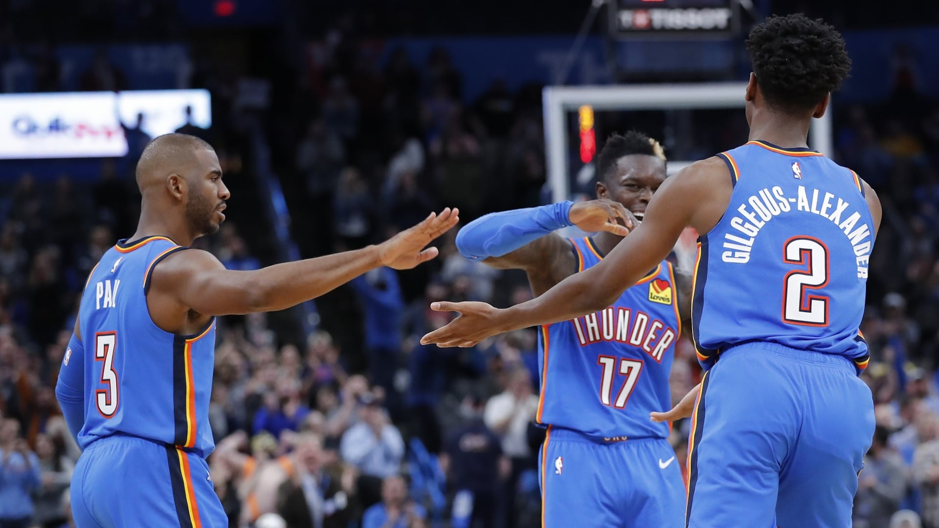 Film Study: How OKC's three-guard lineup dominates in the clutch