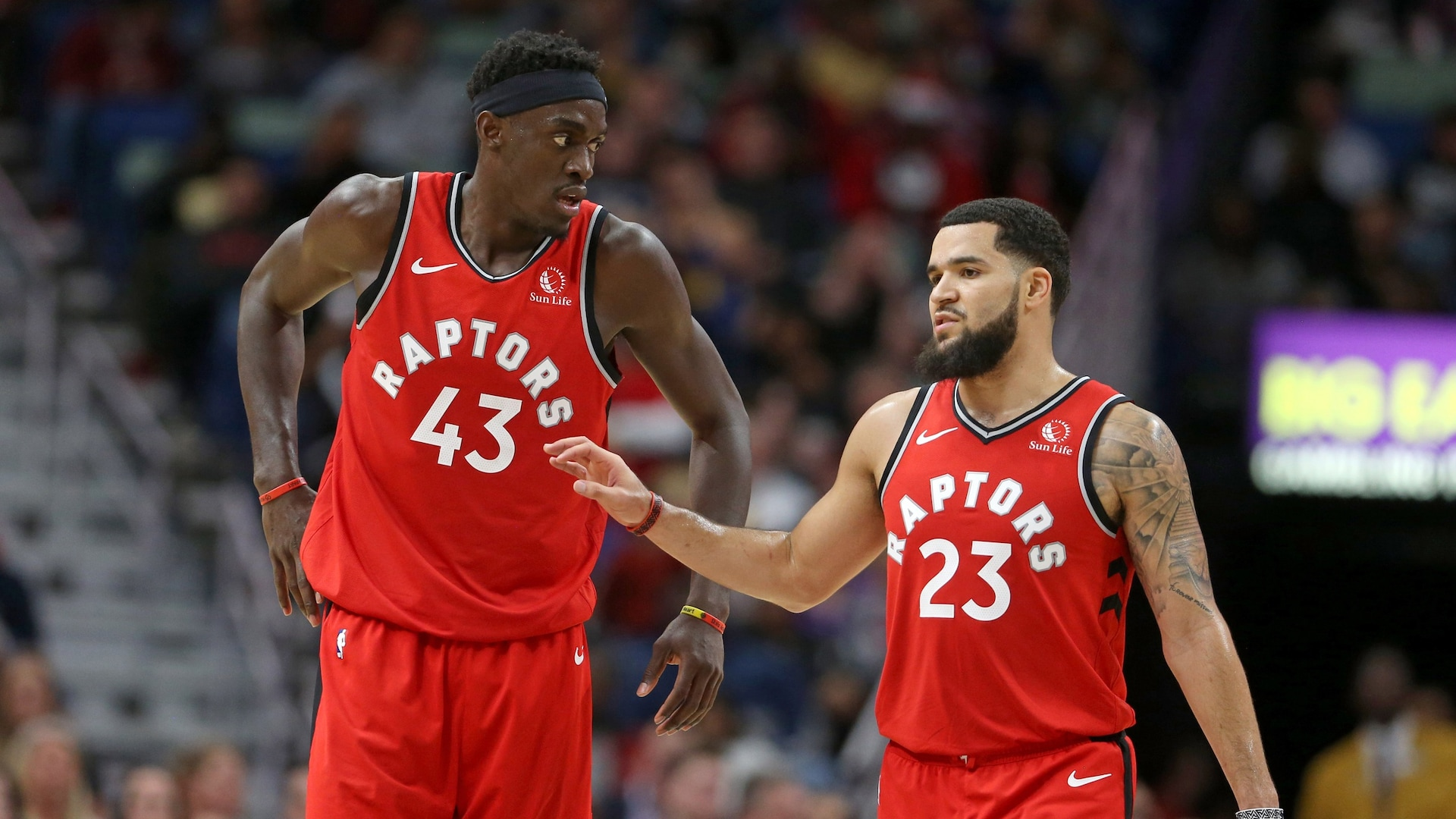 Raptors arrive in Florida, set to start prepping for restart