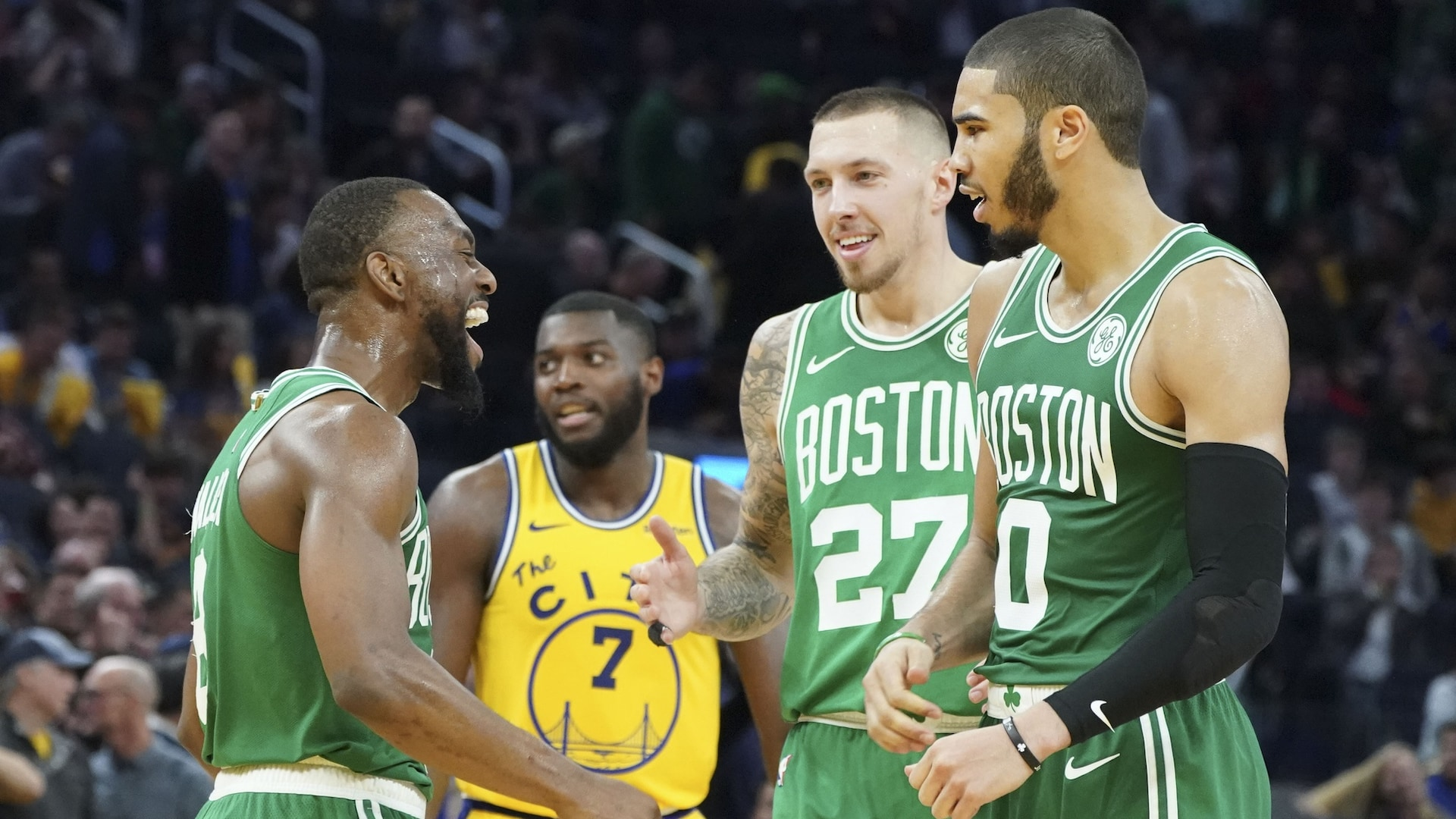 Film Study: How Celtics create offense without ball movement