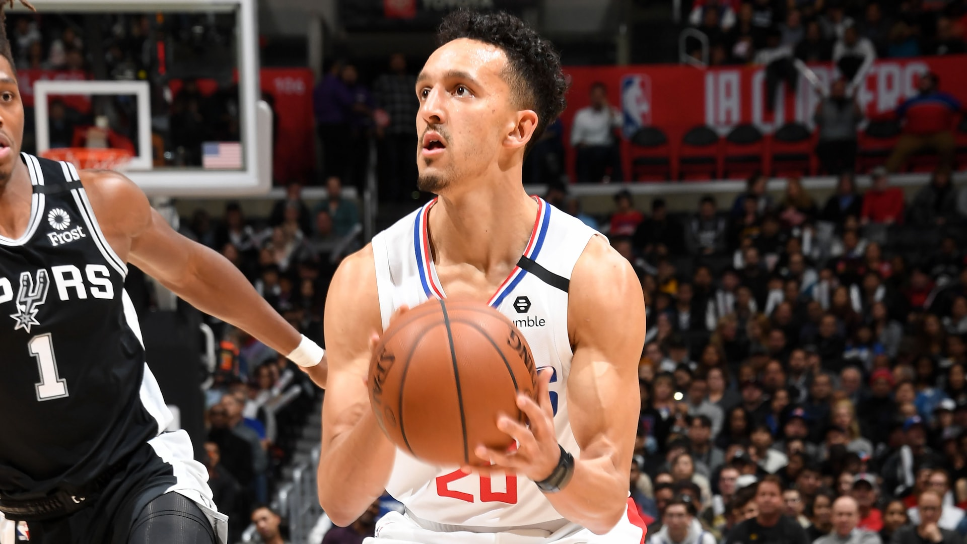 Report: Landry Shamet tests positive for coronavirus