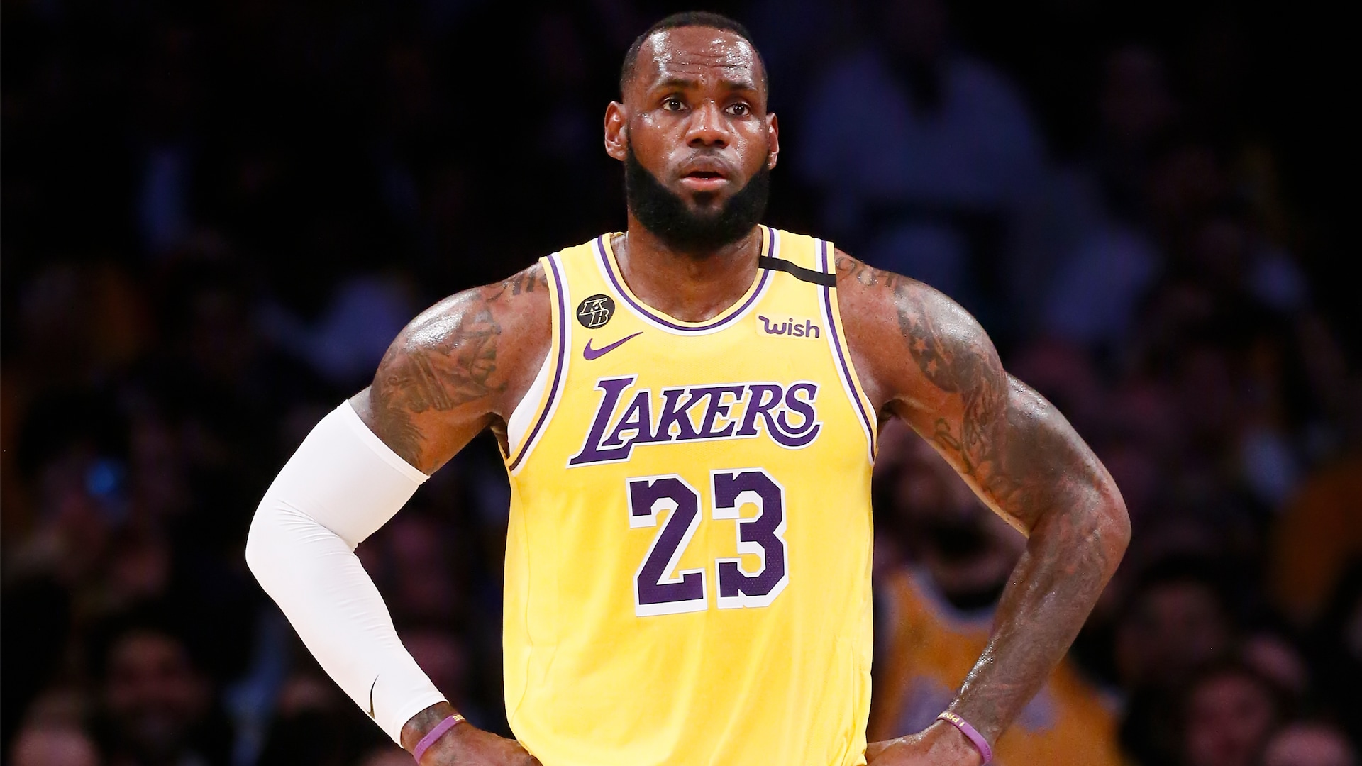 LeBron: No closure if we can't finish this season