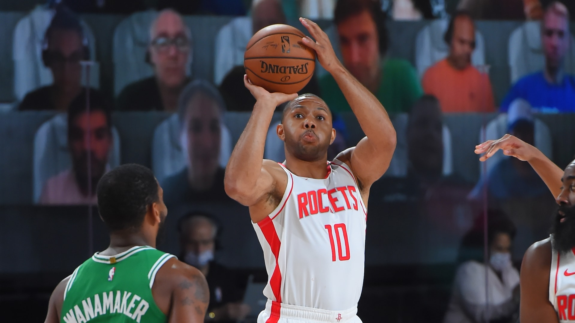 Reports: Eric Gordon (ankle) to miss 2 weeks