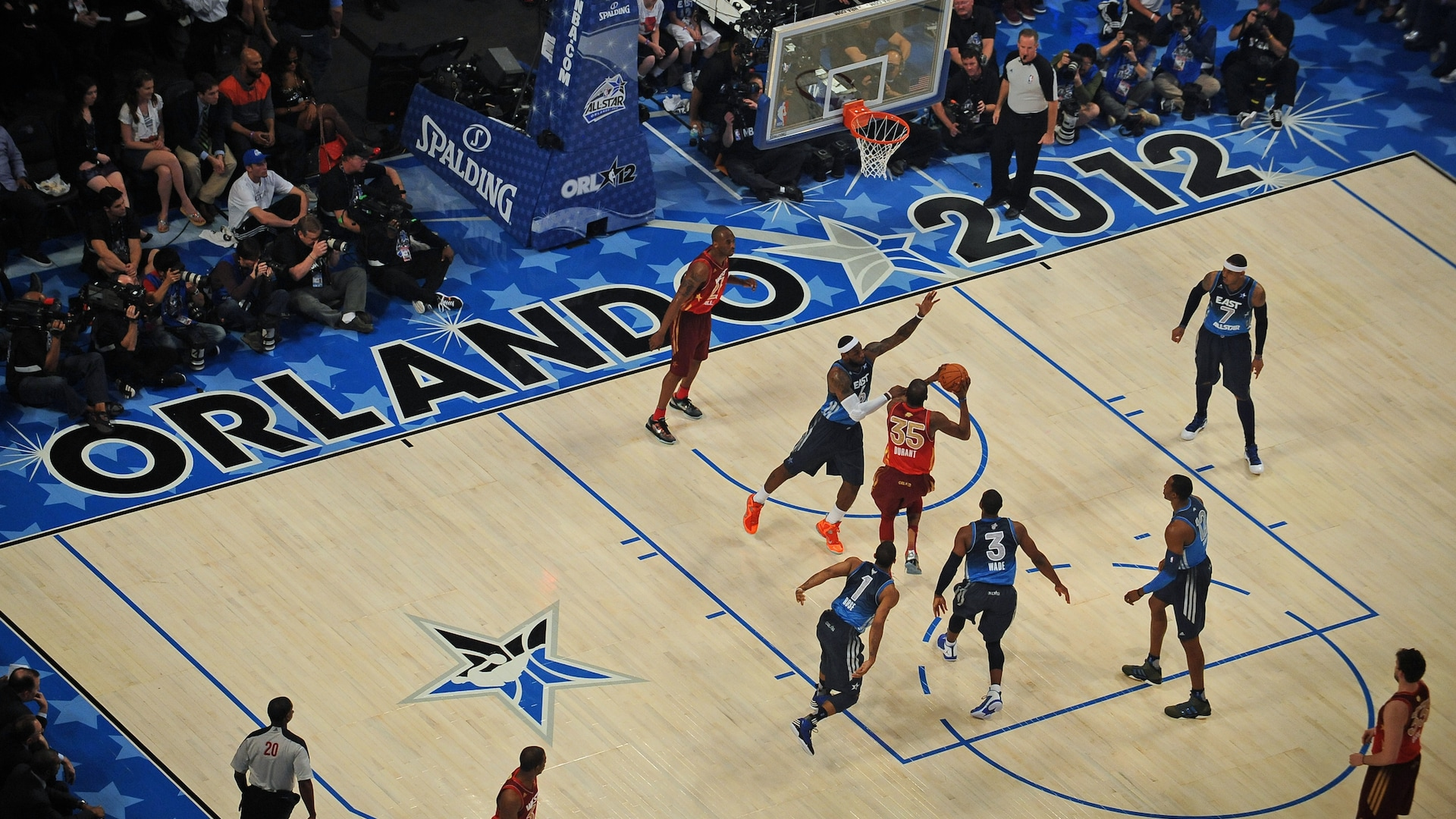 How the night of the 2012 All-Star Game in Orlando ignited today's NBA activism