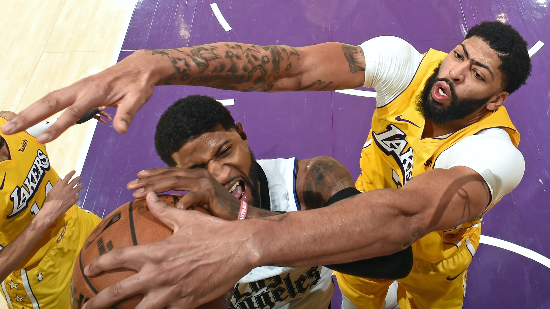 The Finals Stat, Game 4: Anthony Davis keys Lakers' defensive recovery