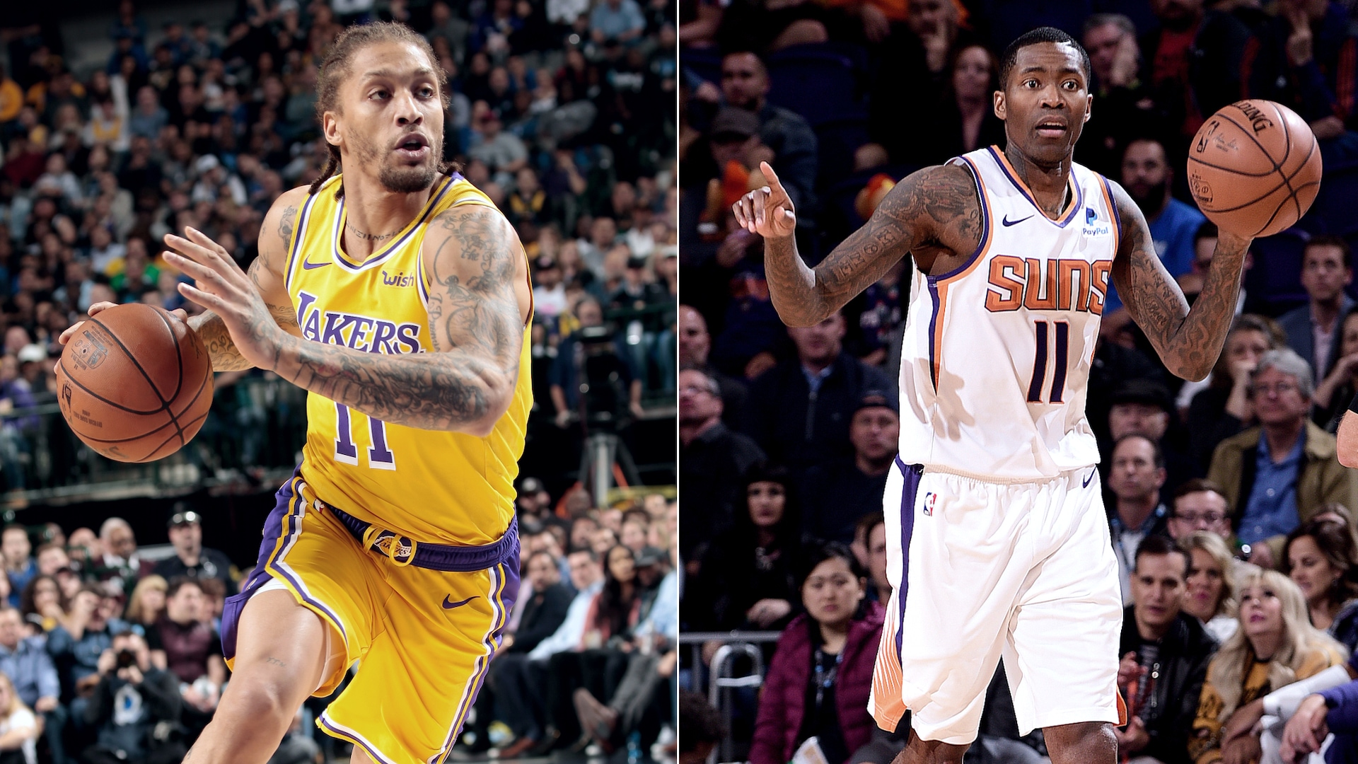 Nets sign Michael Beasley, Jamal Crawford for rest of season