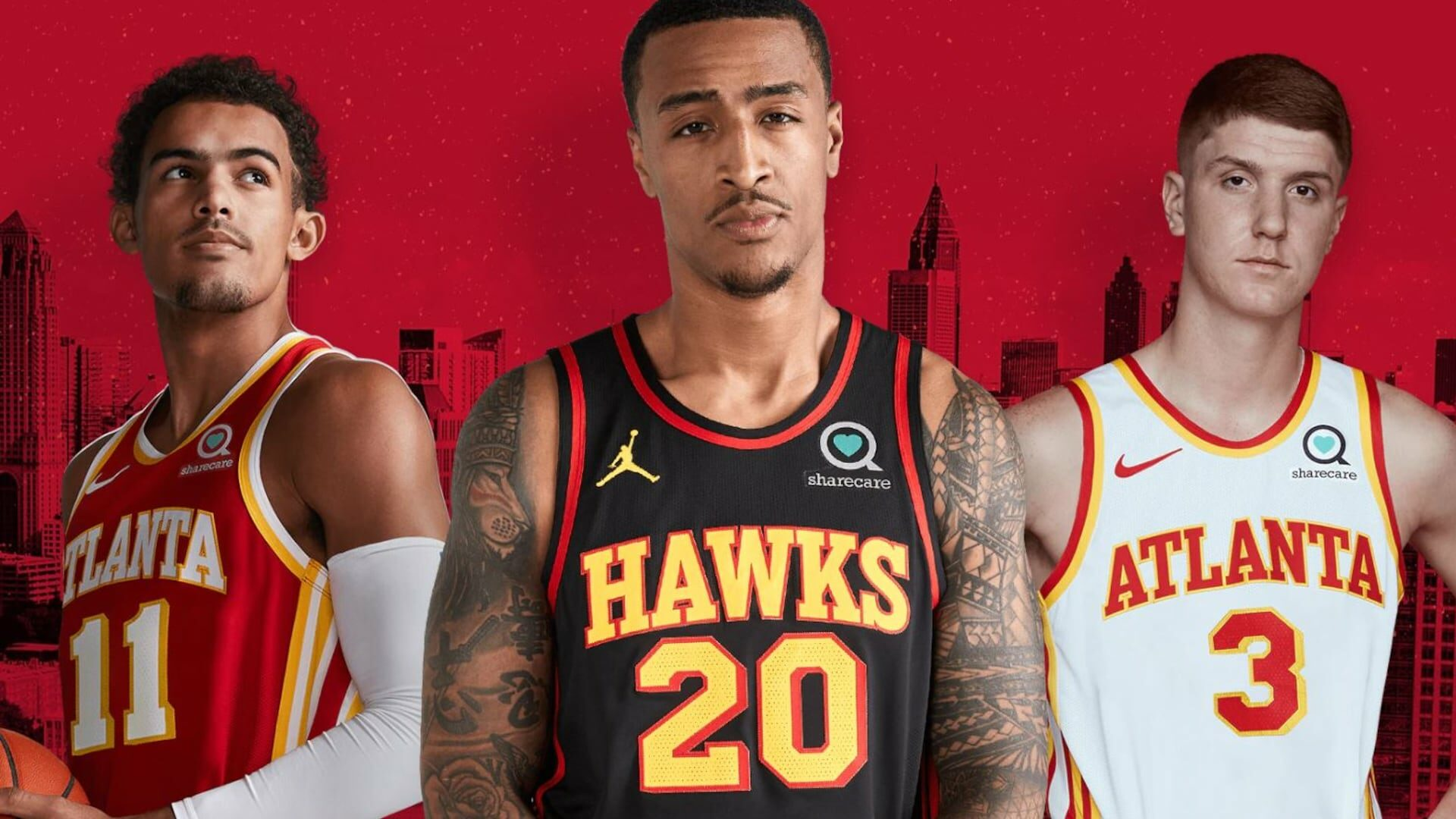 Hawks look to past with new uniform set