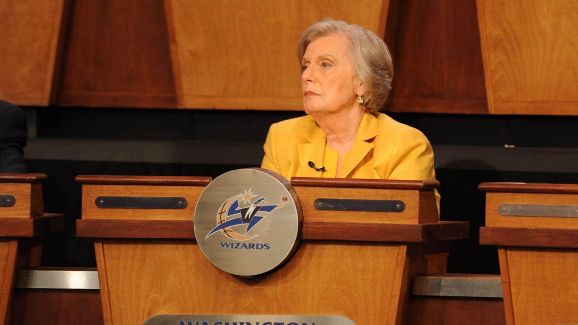 Ex-Wizards, Capitals co-owner Irene Pollin dies at 96