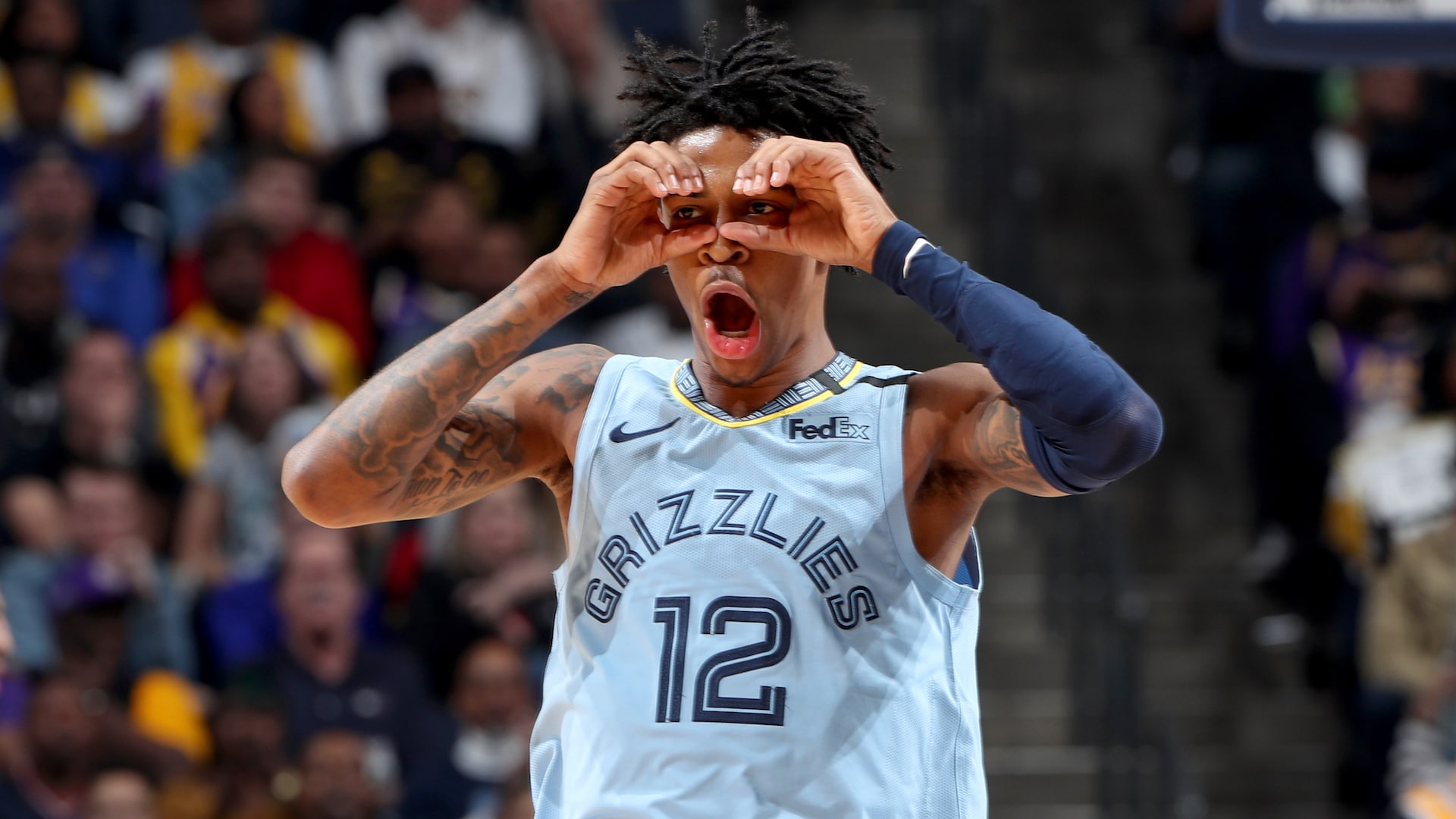 Ja Morant wins 2019-20 Kia NBA Rookie of the Year Award