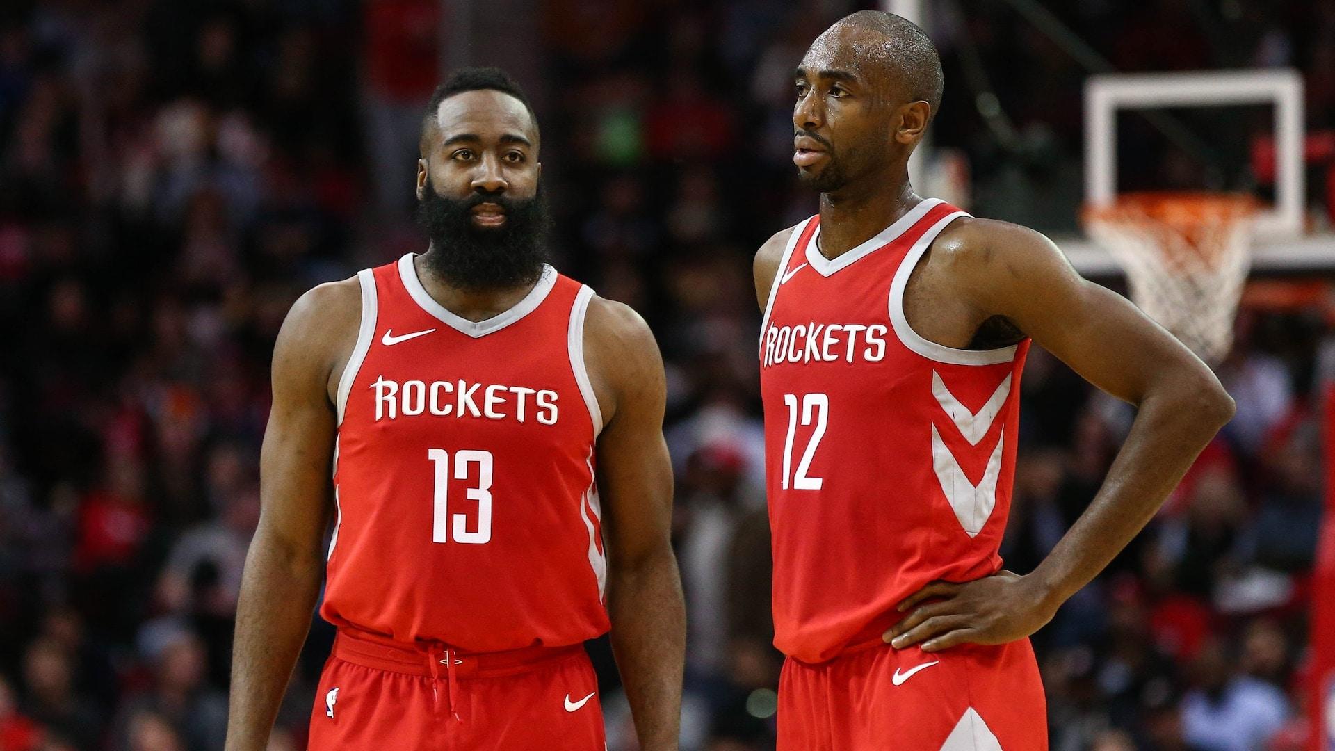 Rockets sign Luc Mbah a Moute