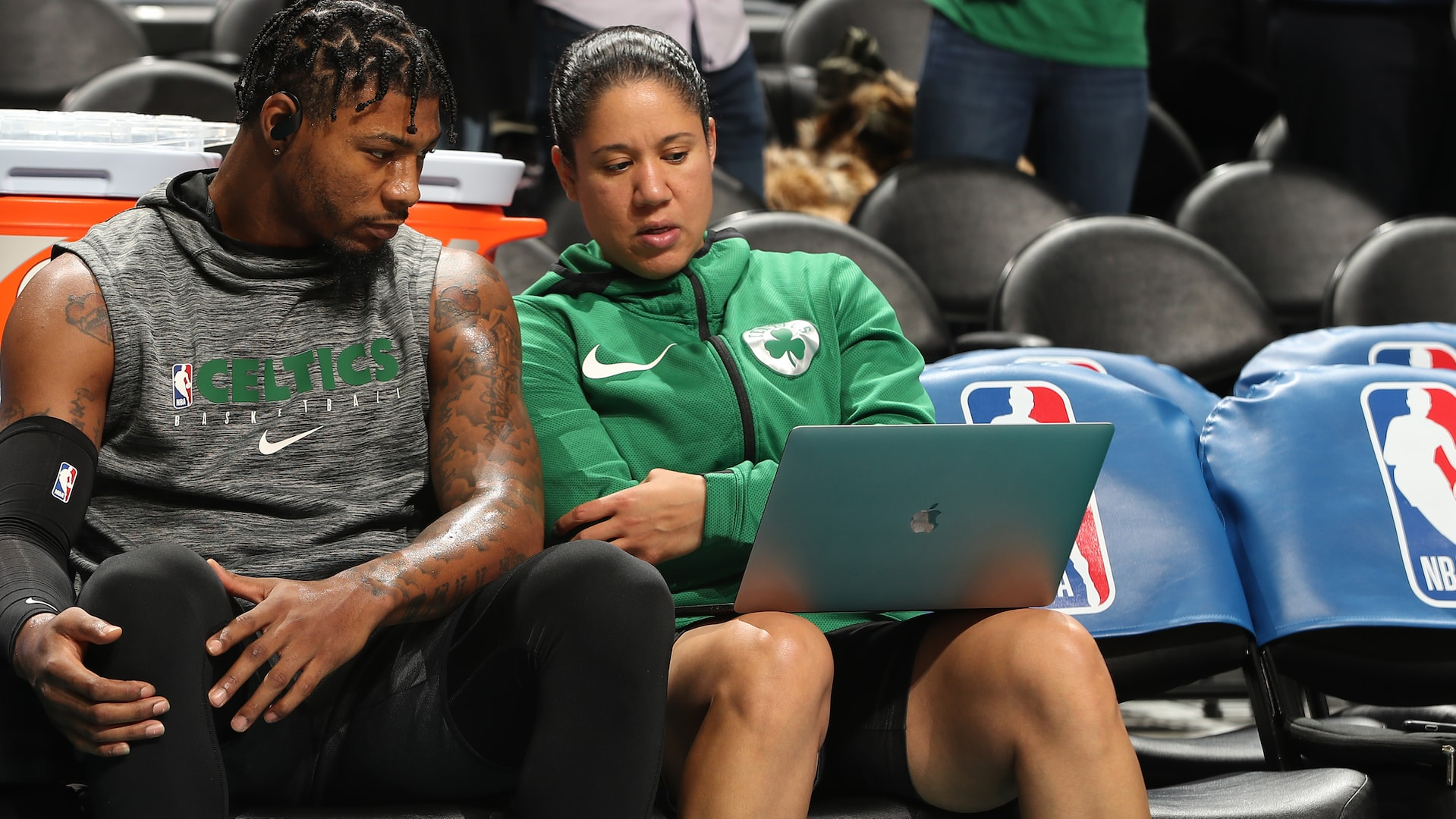 Celtics assistant Kara Lawson hired as Duke women's head coach