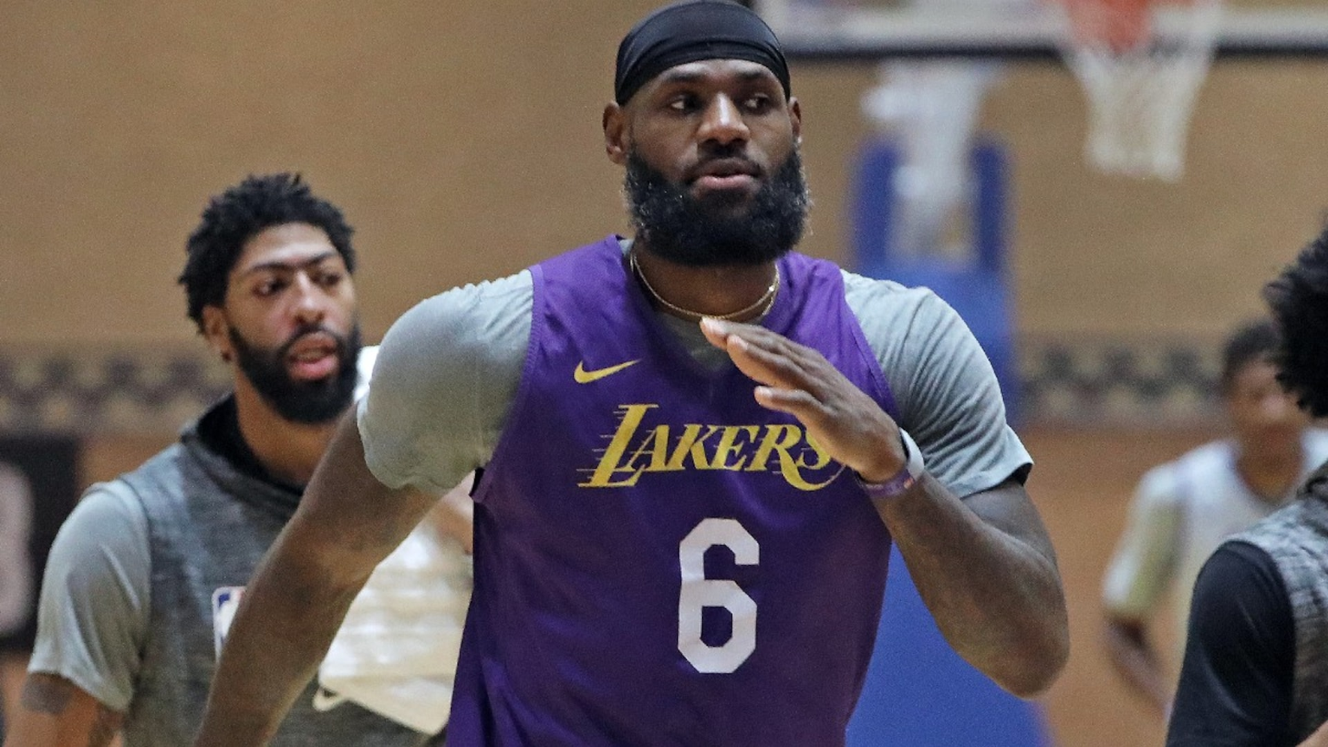 'Playoff LeBron' ready for latest appearance