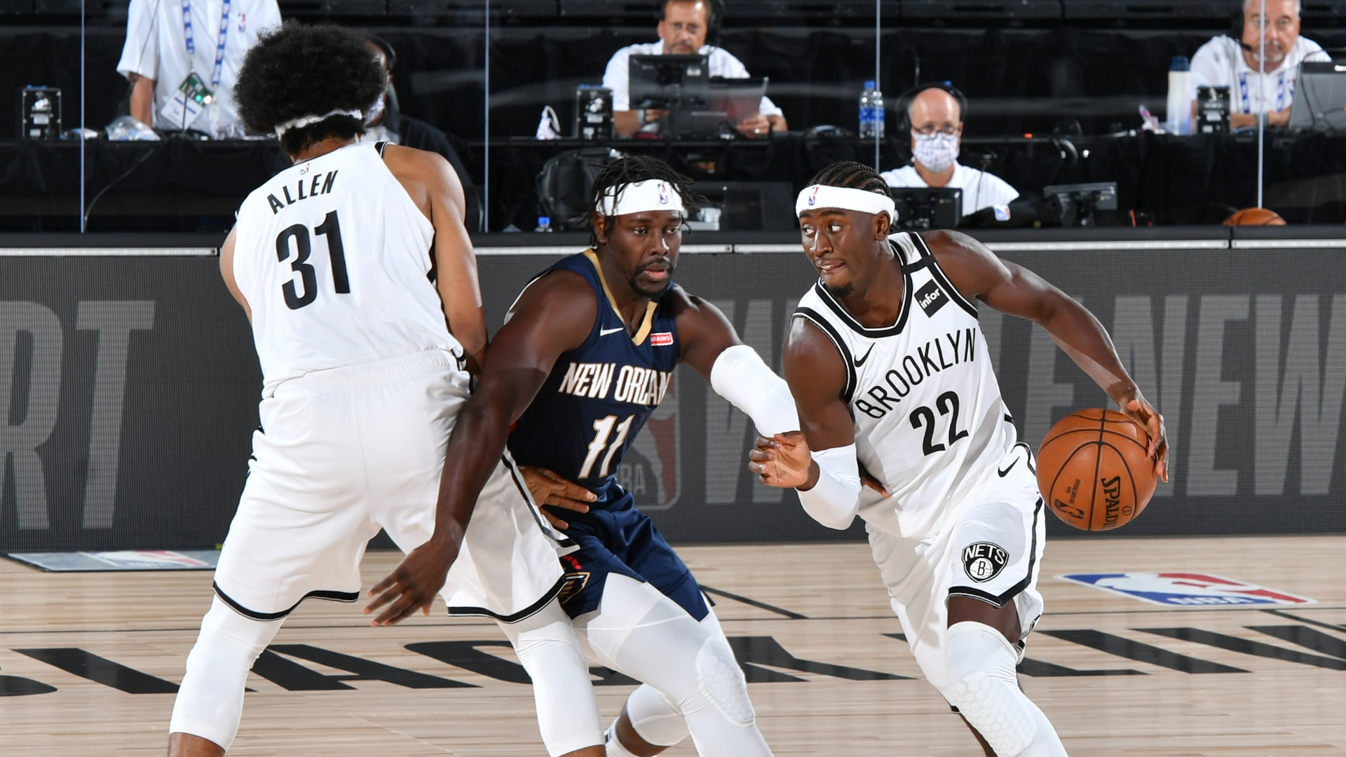 Film Study: How Caris LeVert impacts the Nets' offense