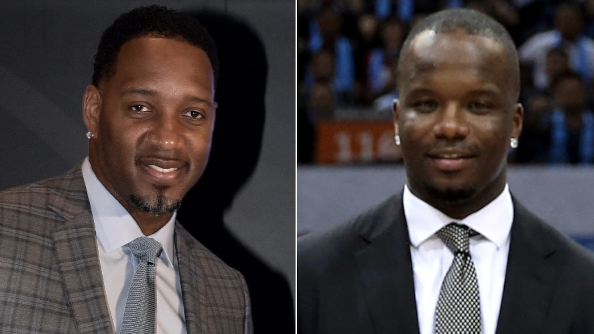 Report: Tracy McGrady, Jermaine O'Neal plan to launch agency