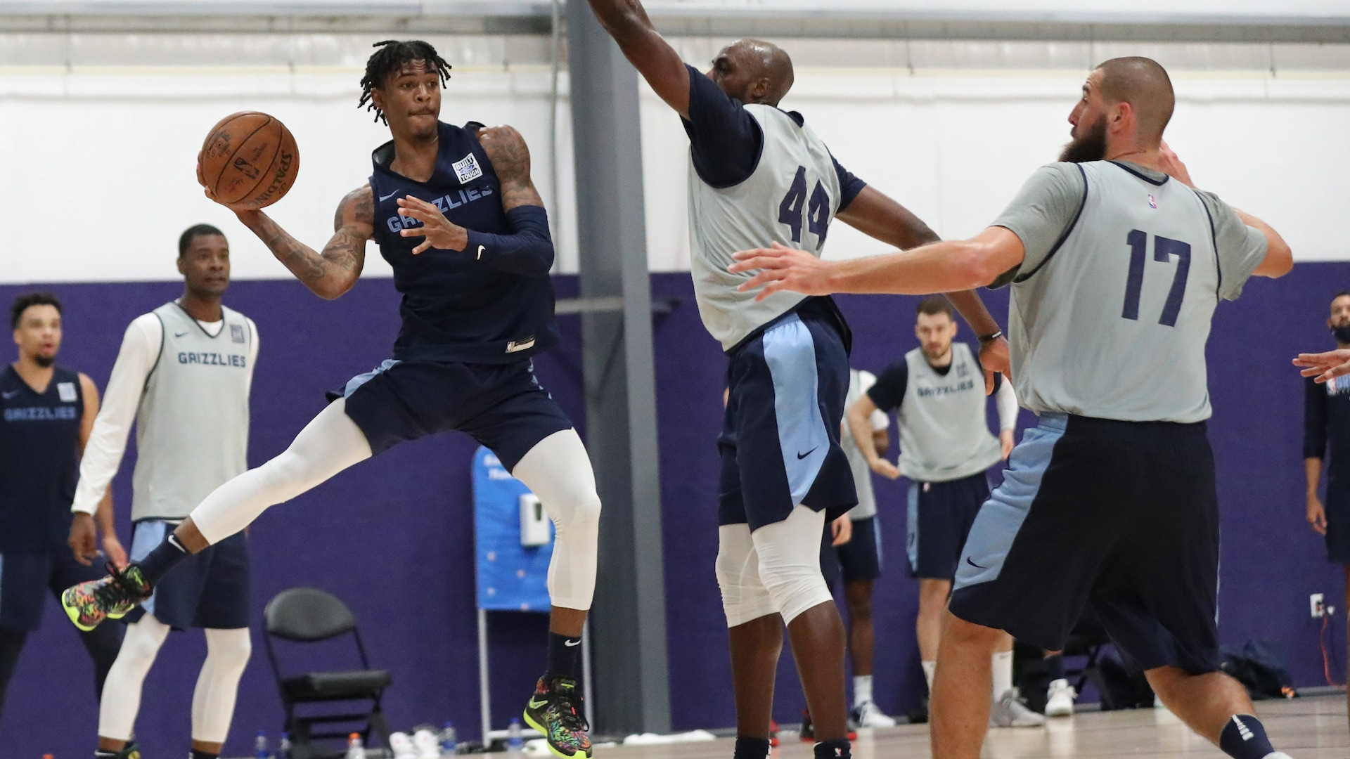 Feeling sting of disrespect, Grizzlies out to prove worth in Orlando
