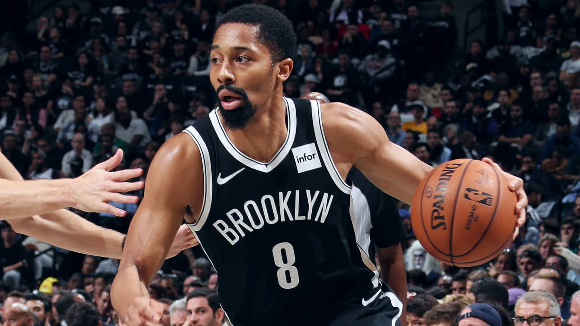 Spencer Dinwiddie to play for Nigerian national team