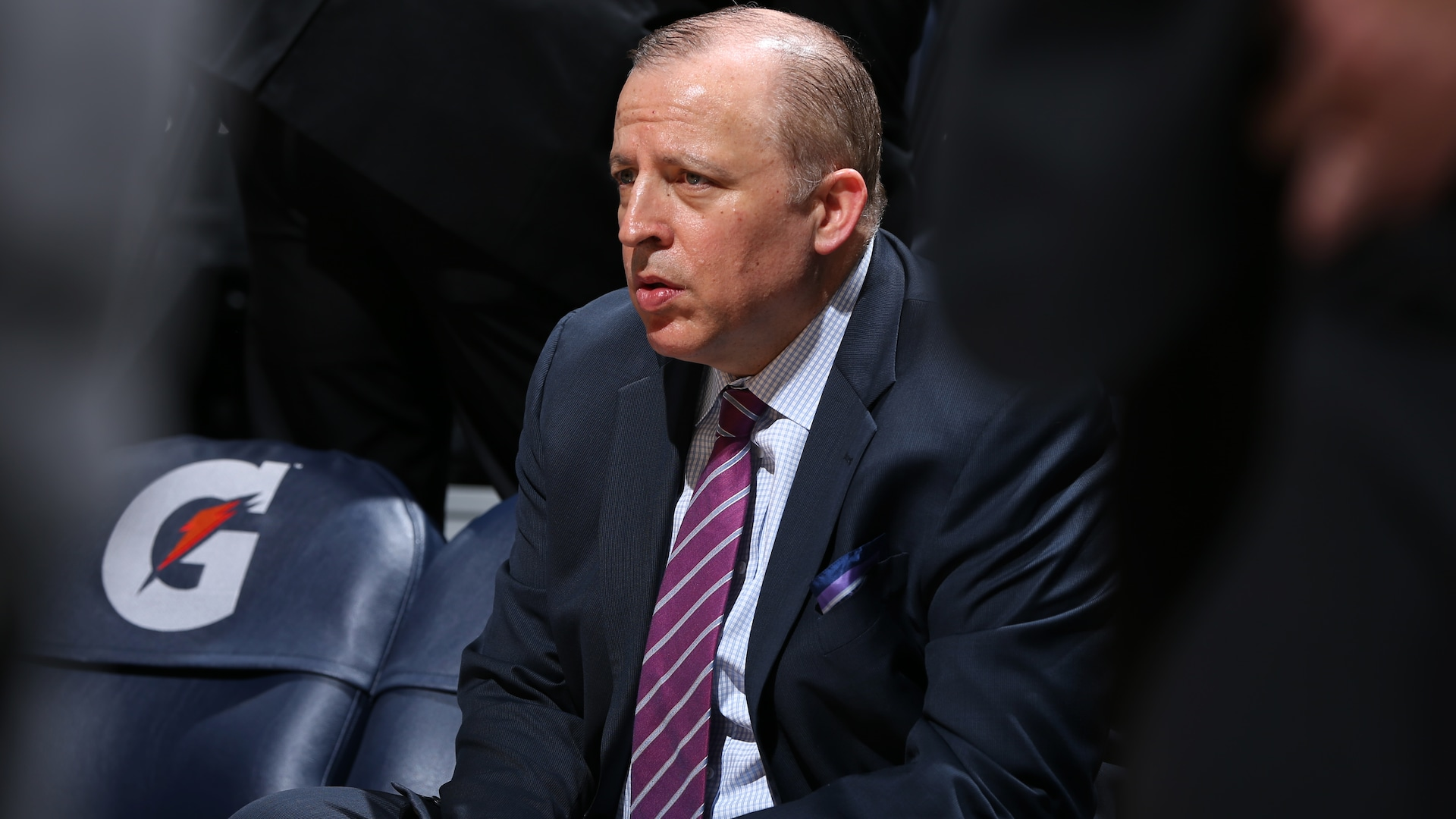Reports: Tom Thibodeau finalizing 5-year deal to become Knicks head coach