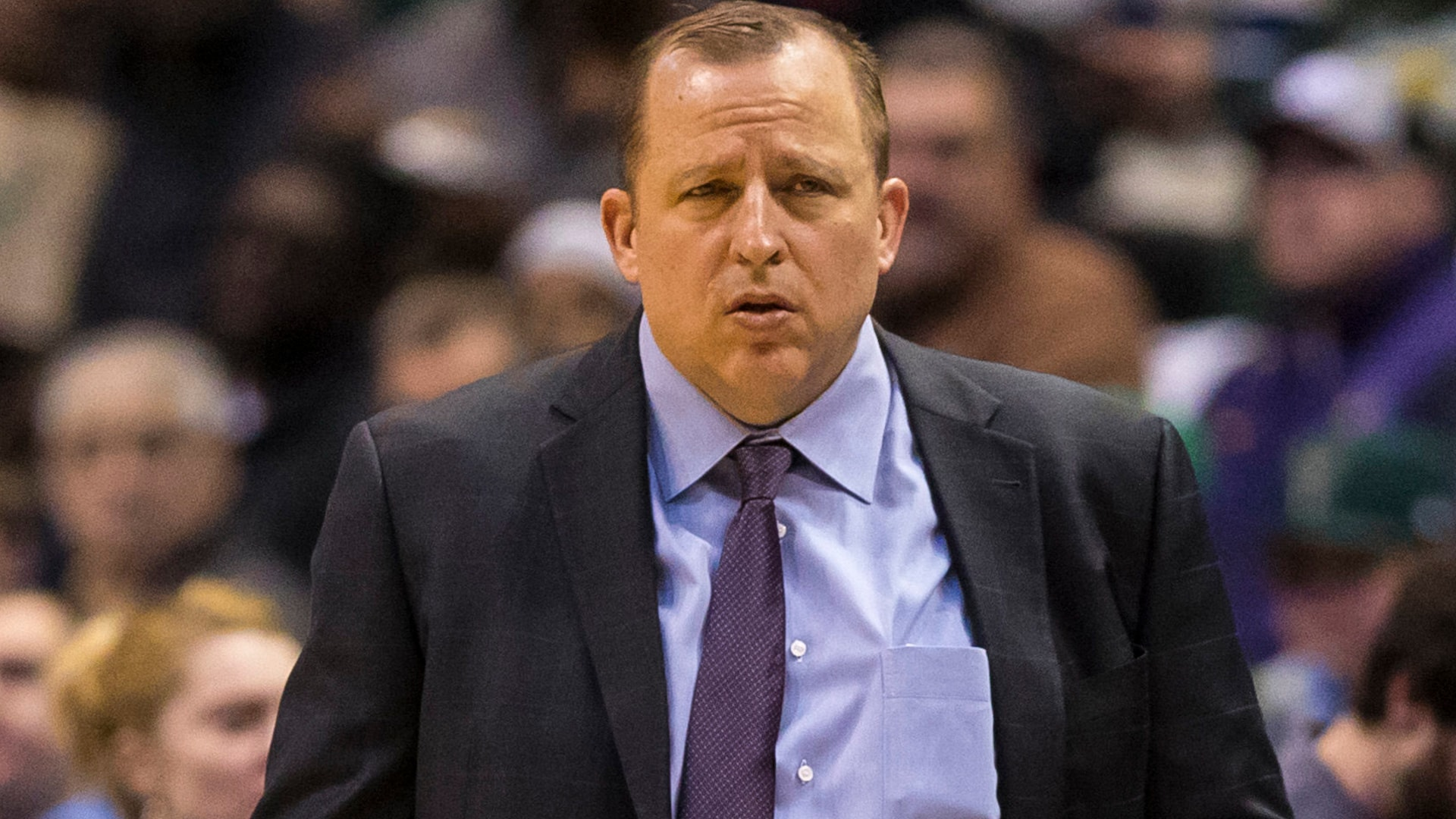 Knicks make it official, hire Tom Thibodeau as coach