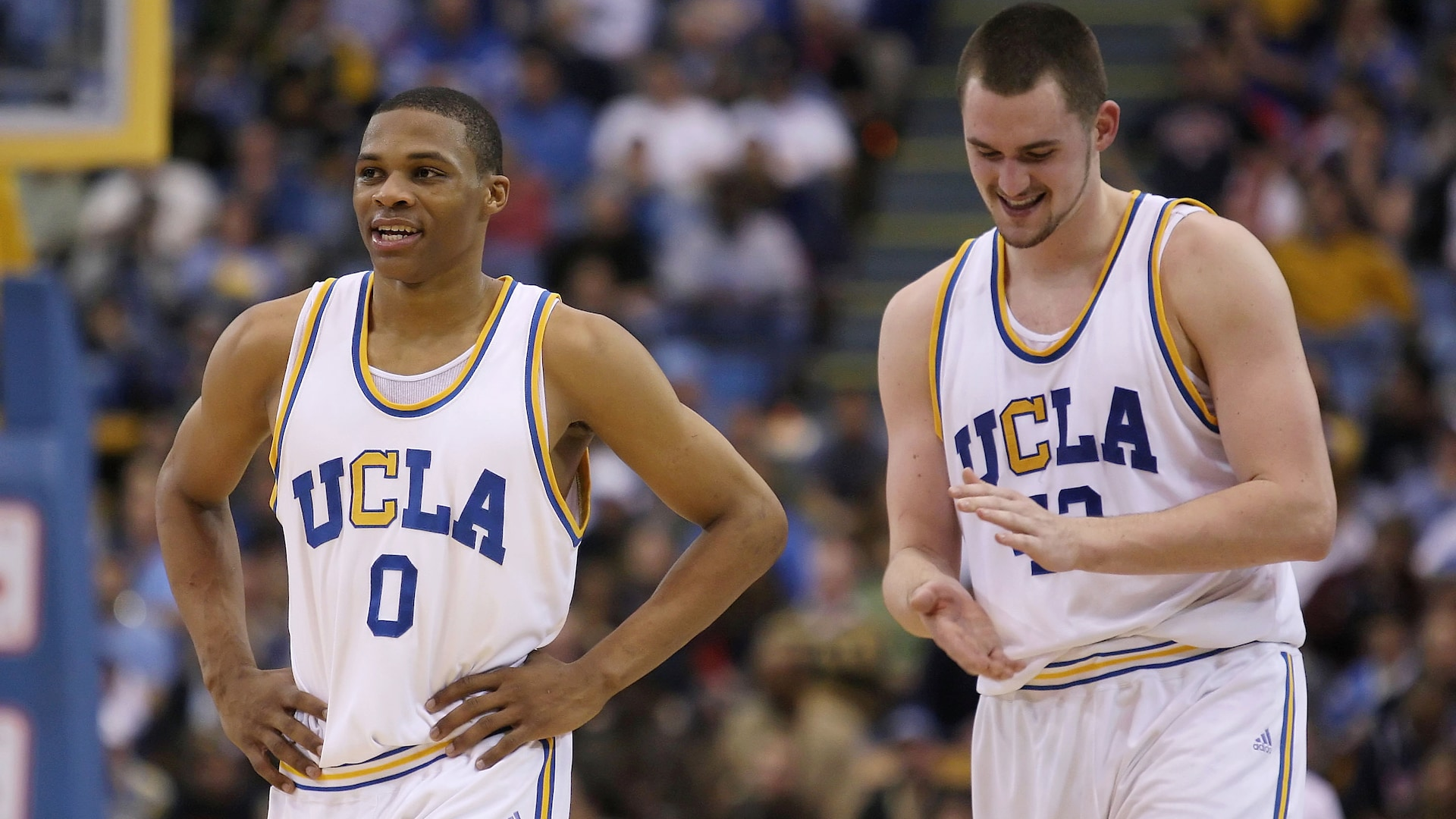 Kevin Love, Russell Westbrook headline UCLA's 2020 Hall of Fame class