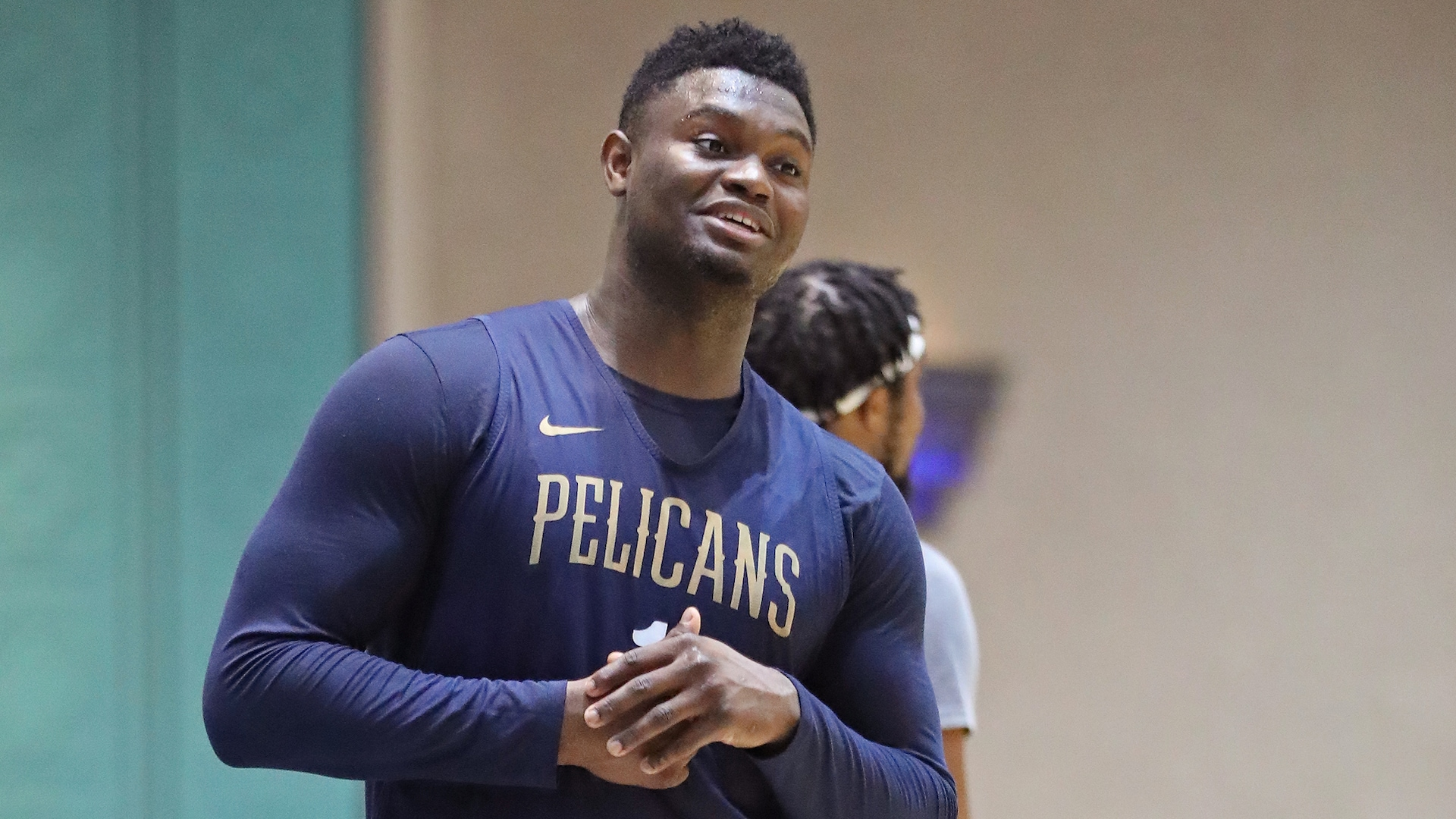 Report: Zion Williamson clears quarantine, set to practice on Tuesday