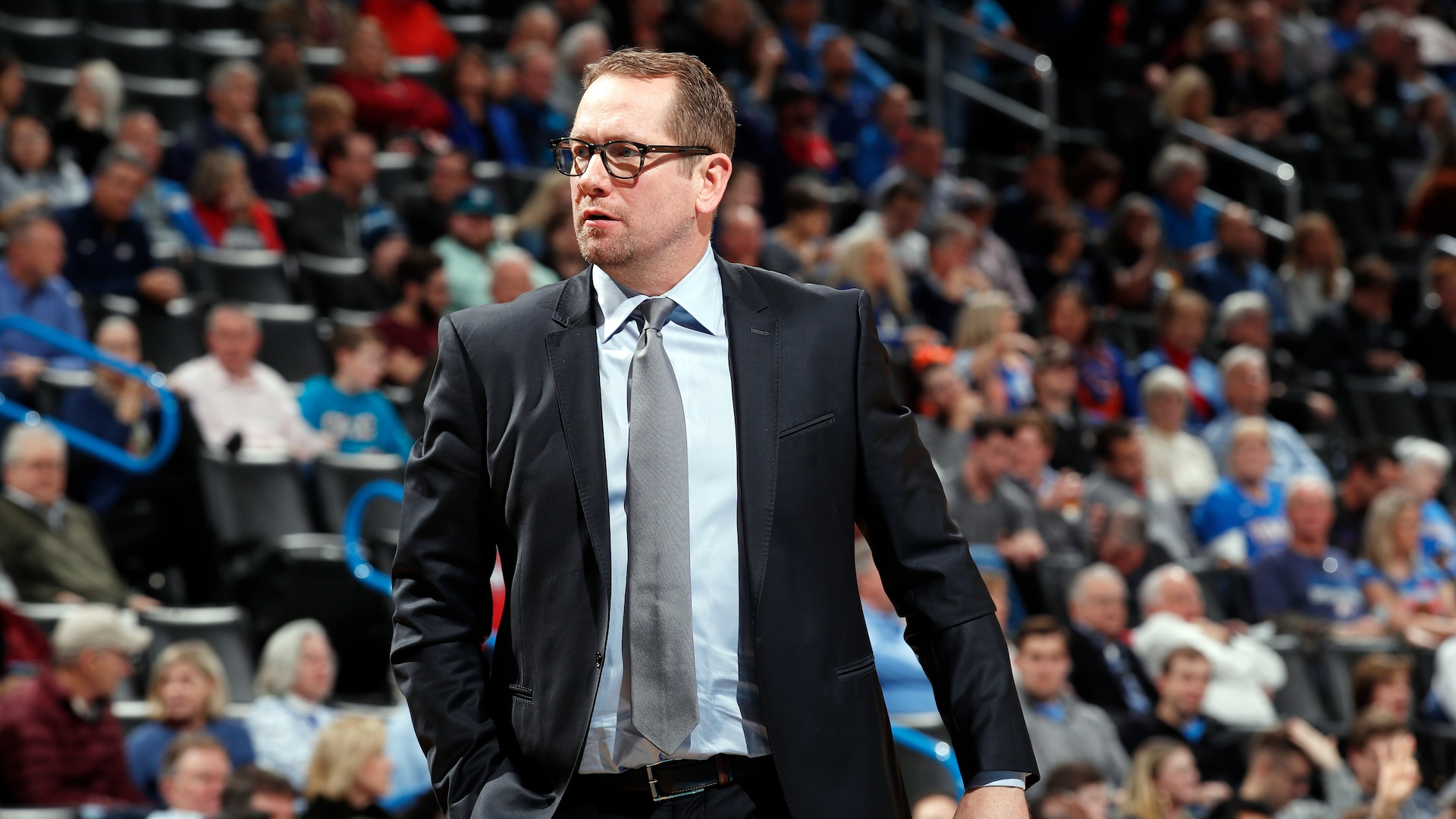 Toronto's Nick Nurse wins 2019-20 NBA Coach of the Year award