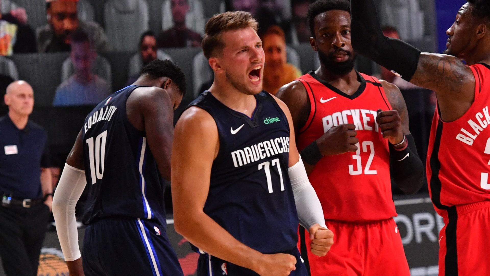 Mavericks clinch first playoff spot without Dirk since 1990